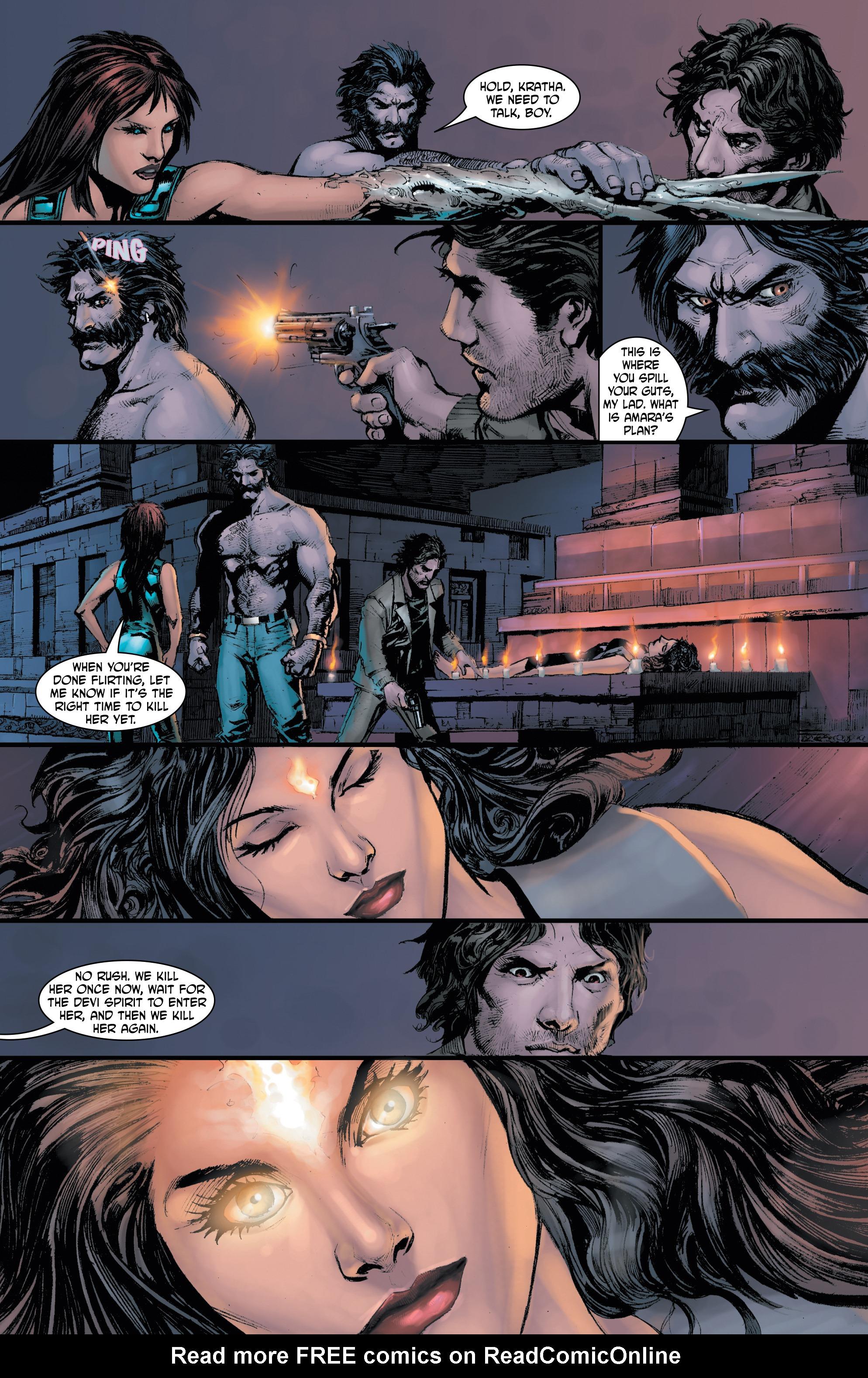Read online Shekhar Kapur's Devi: Rebirth comic -  Issue #5 - 18