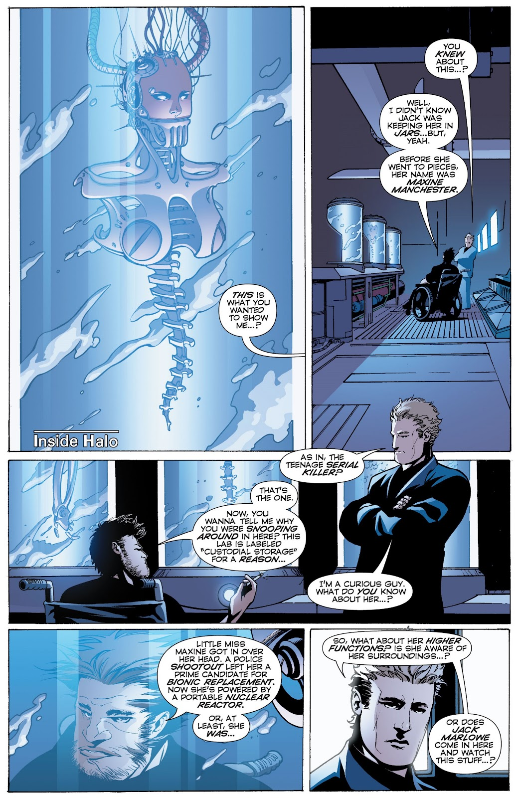 Wildcats Version 3.0 Issue #13 #13 - English 8