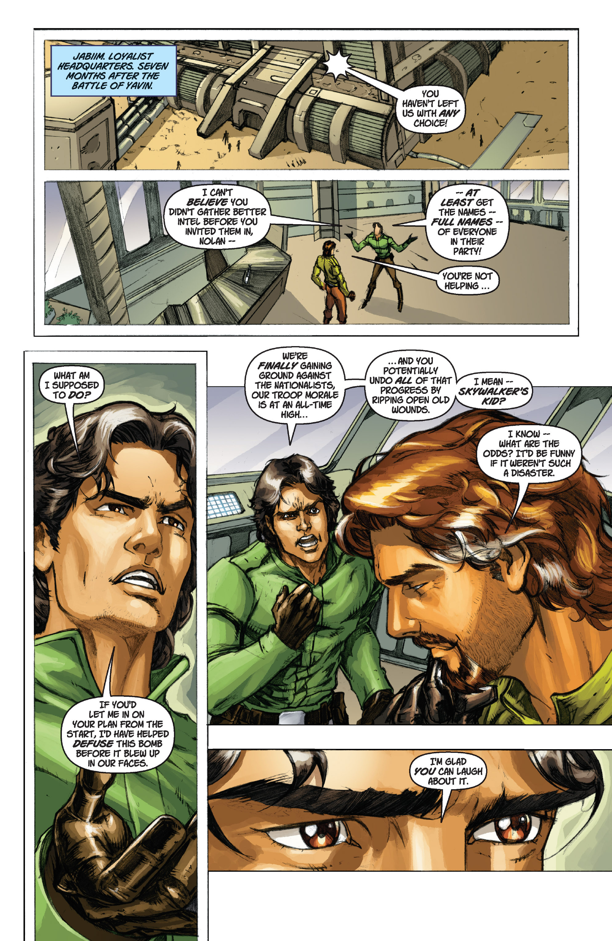 Read online Star Wars Omnibus comic -  Issue # Vol. 20 - 97