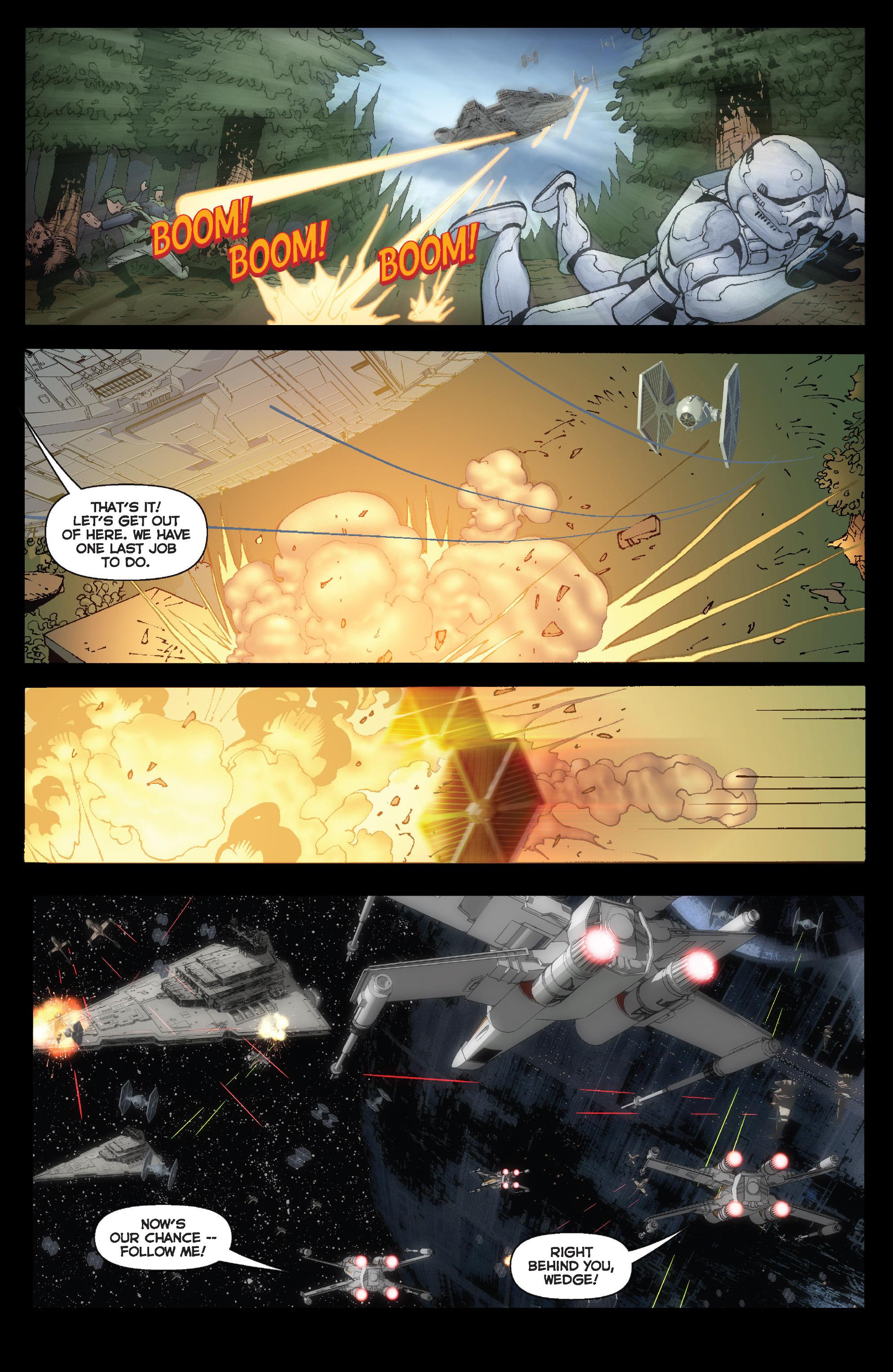 Read online Star Wars Omnibus comic -  Issue # Vol. 27 - 267