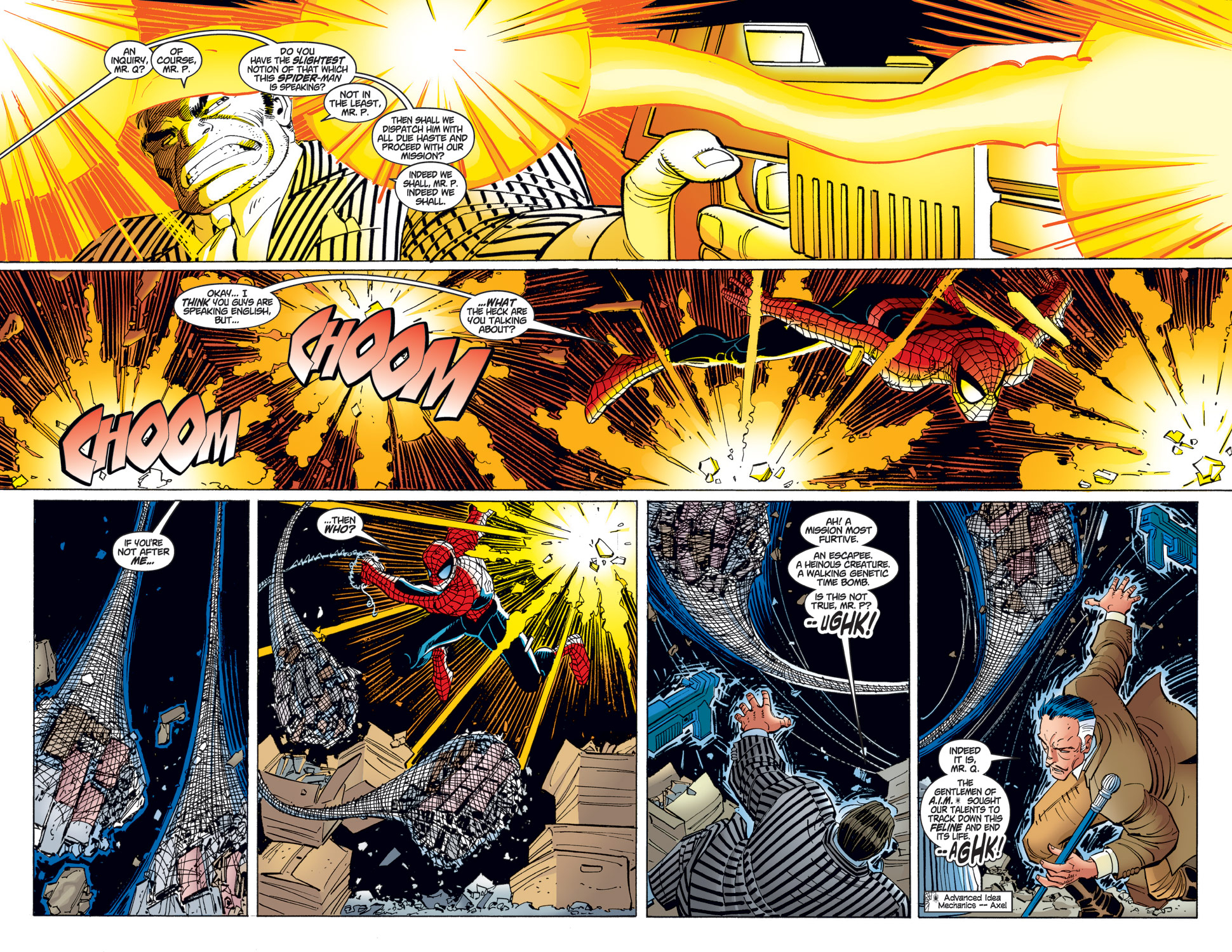 The Amazing Spider-Man (1999) 27 Page 16