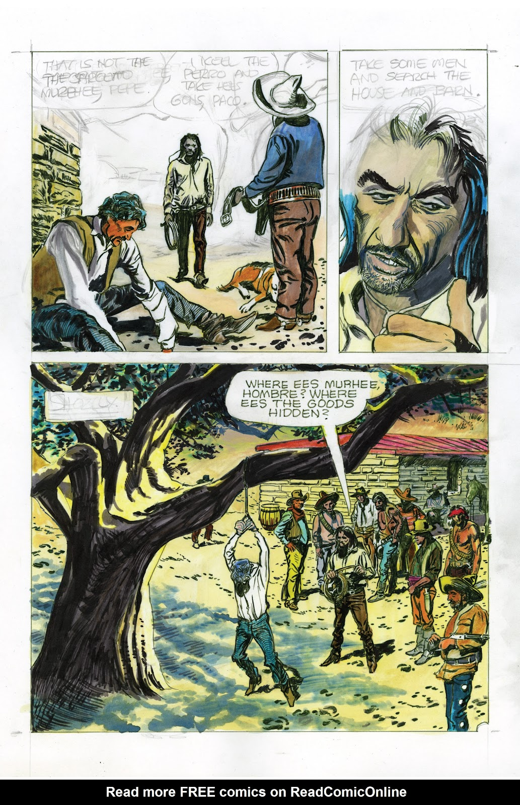 Read online Doug Wildey's Rio: The Complete Saga comic -  Issue # TPB (Part 3) - 45