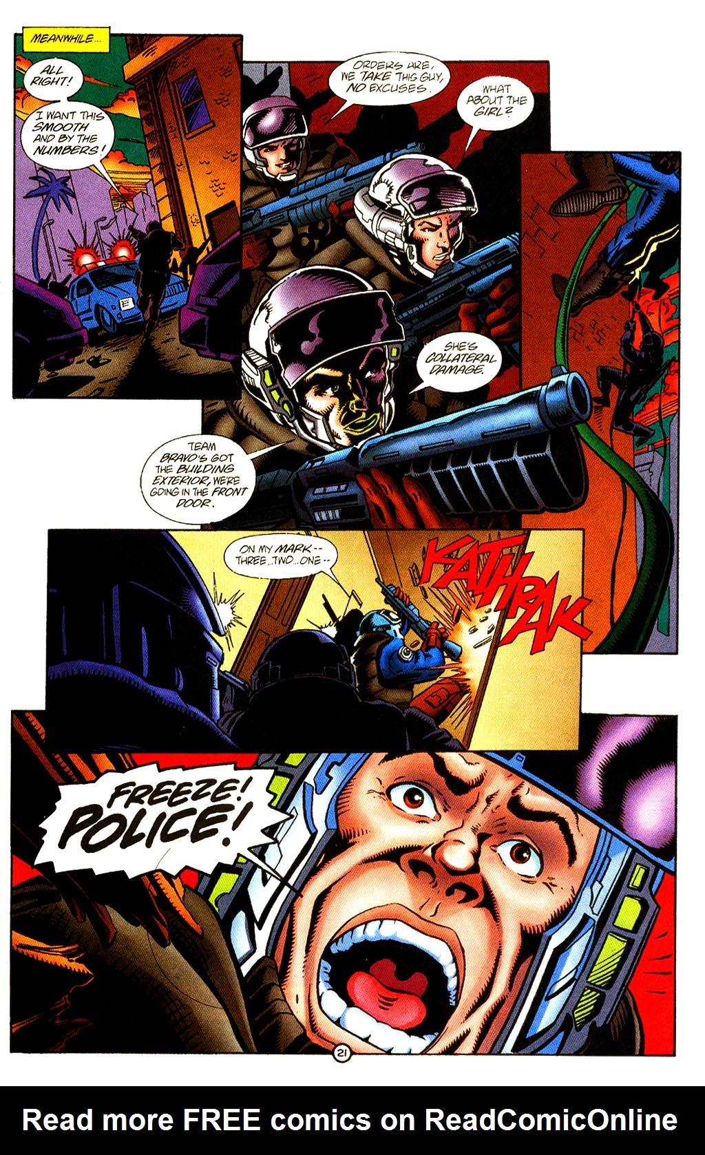 Read online Rune (1995) comic -  Issue #2 - 24
