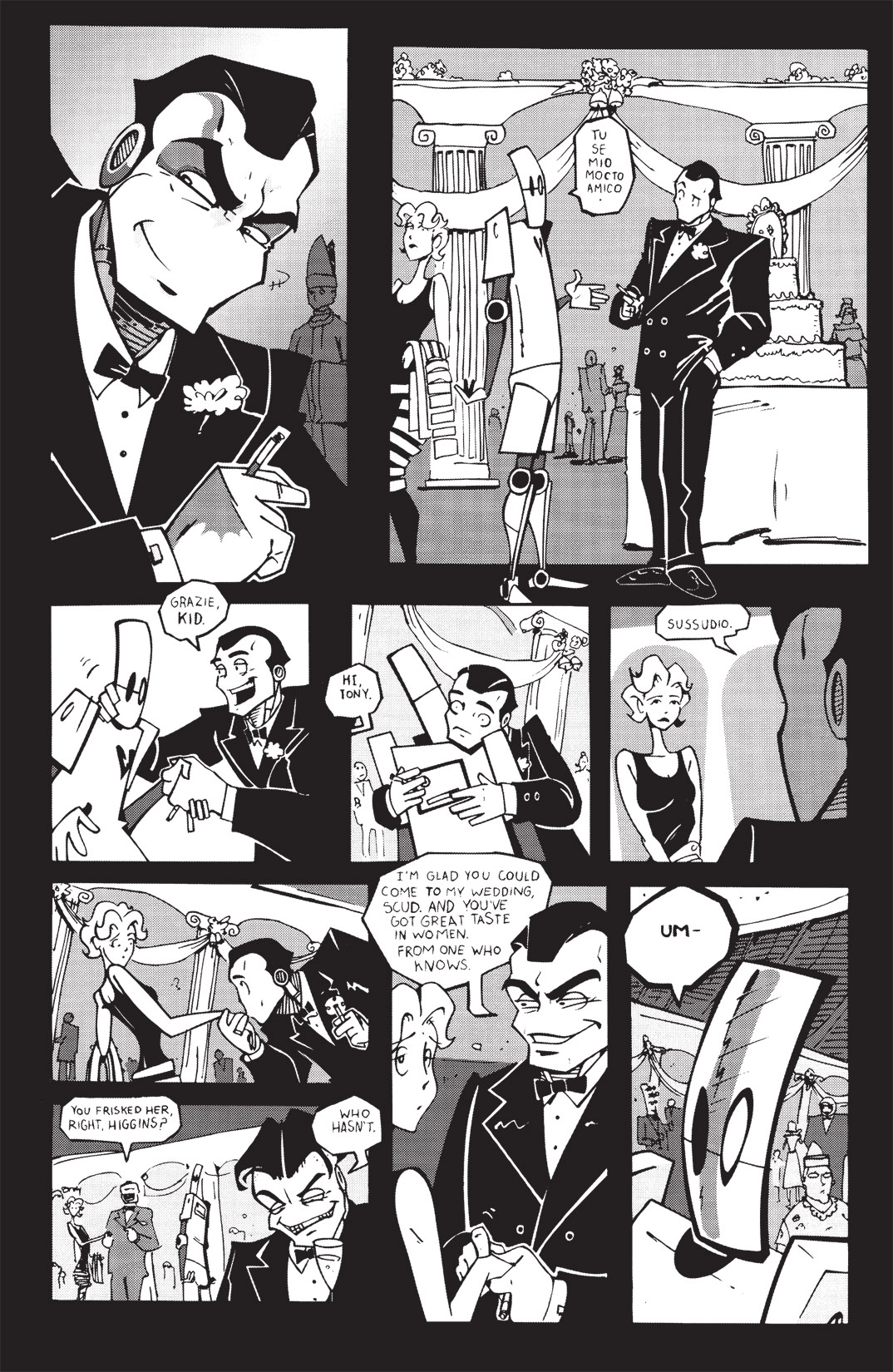 Read online Scud: The Disposable Assassin: The Whole Shebang comic -  Issue # TPB (Part 3) - 75