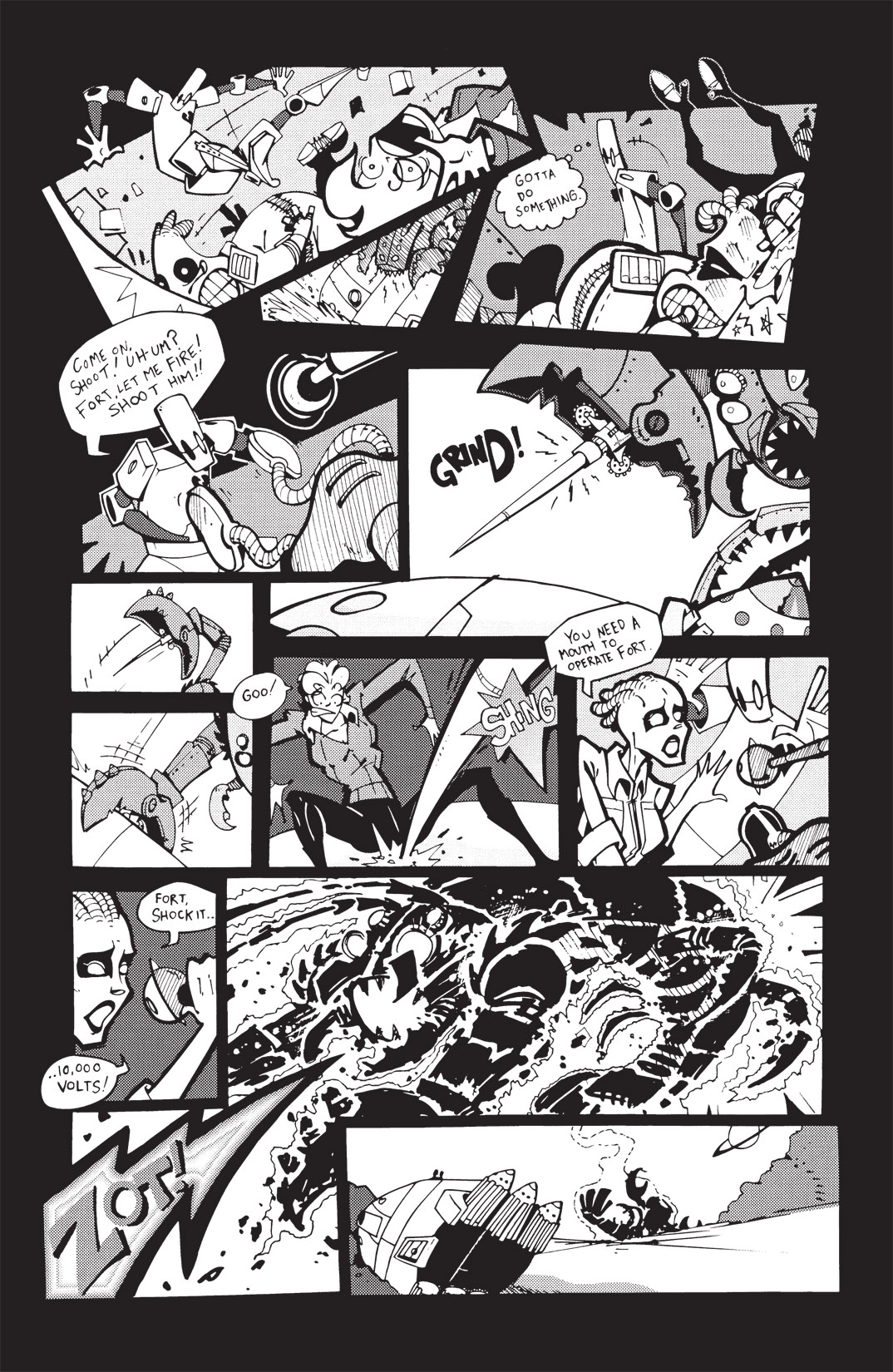 Read online Scud: The Disposable Assassin: The Whole Shebang comic -  Issue # TPB (Part 3) - 20