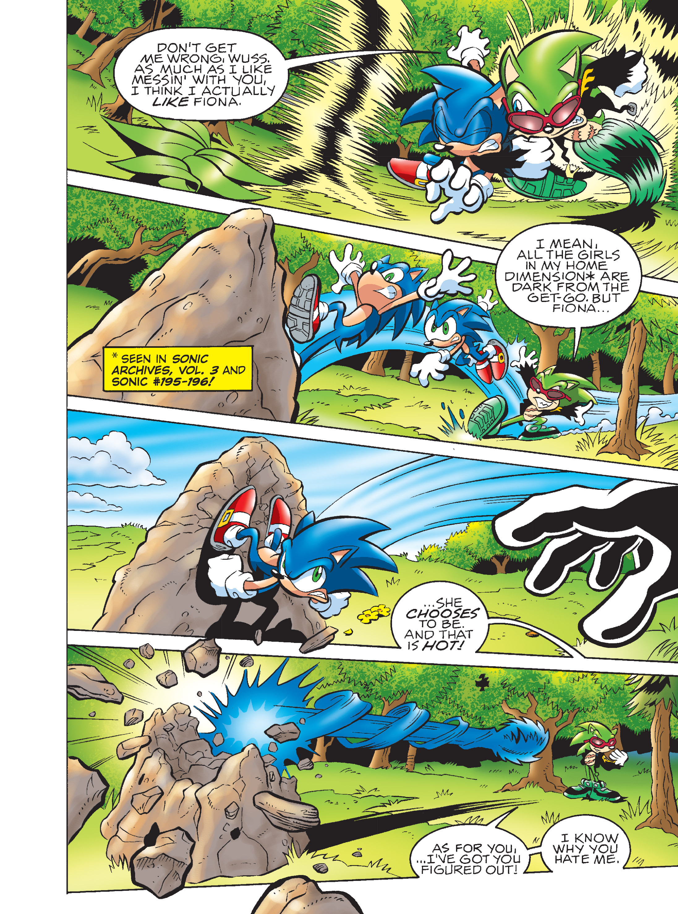 Read online Sonic Super Digest comic -  Issue #7 - 92