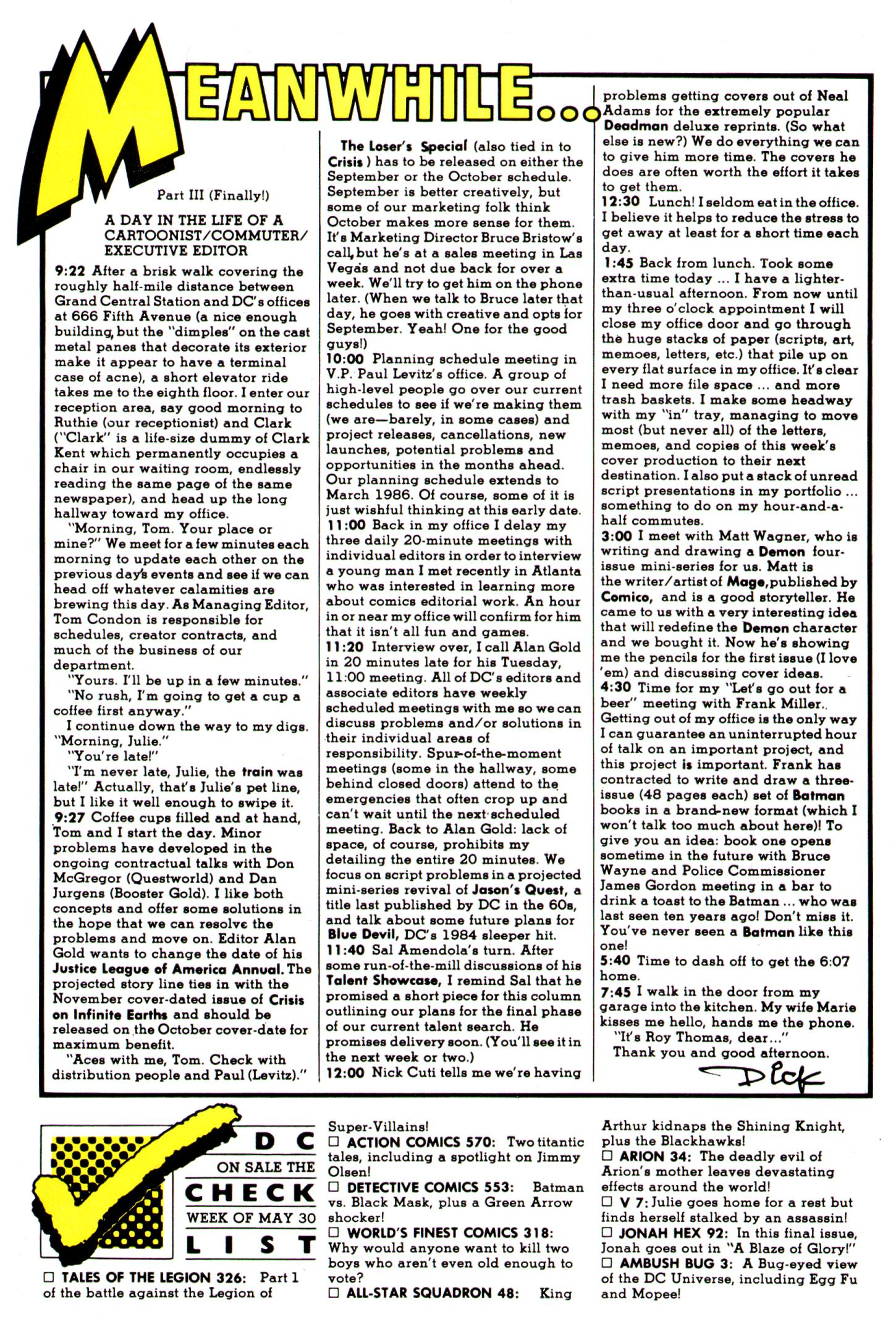Read online Ambush Bug comic -  Issue #3 - 35