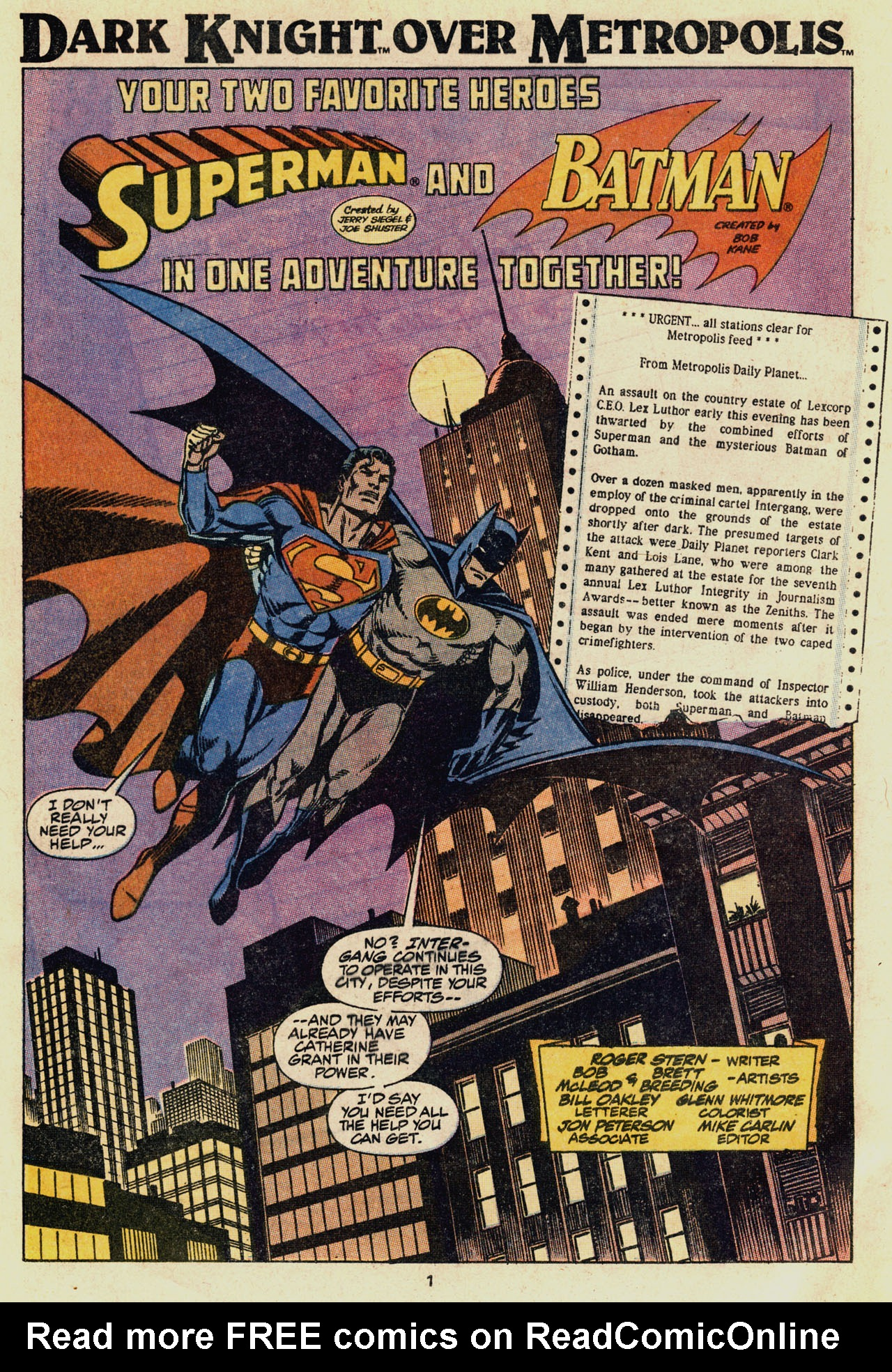 Read online Action Comics (1938) comic -  Issue #654 - 4
