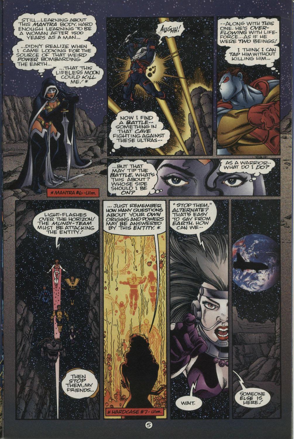 Read online Break-Thru comic -  Issue #2 - 6