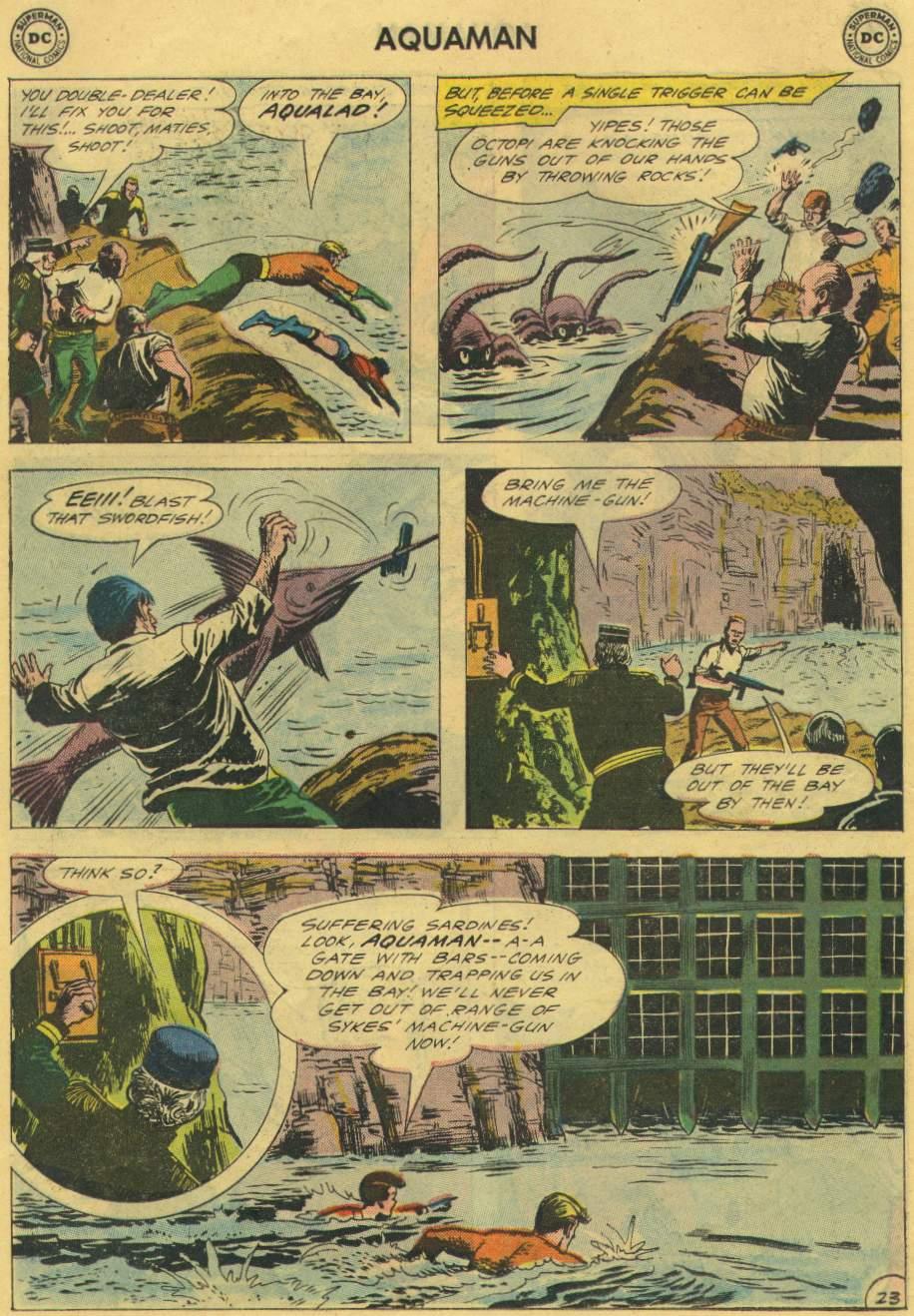 Read online Aquaman (1962) comic -  Issue #2 - 30