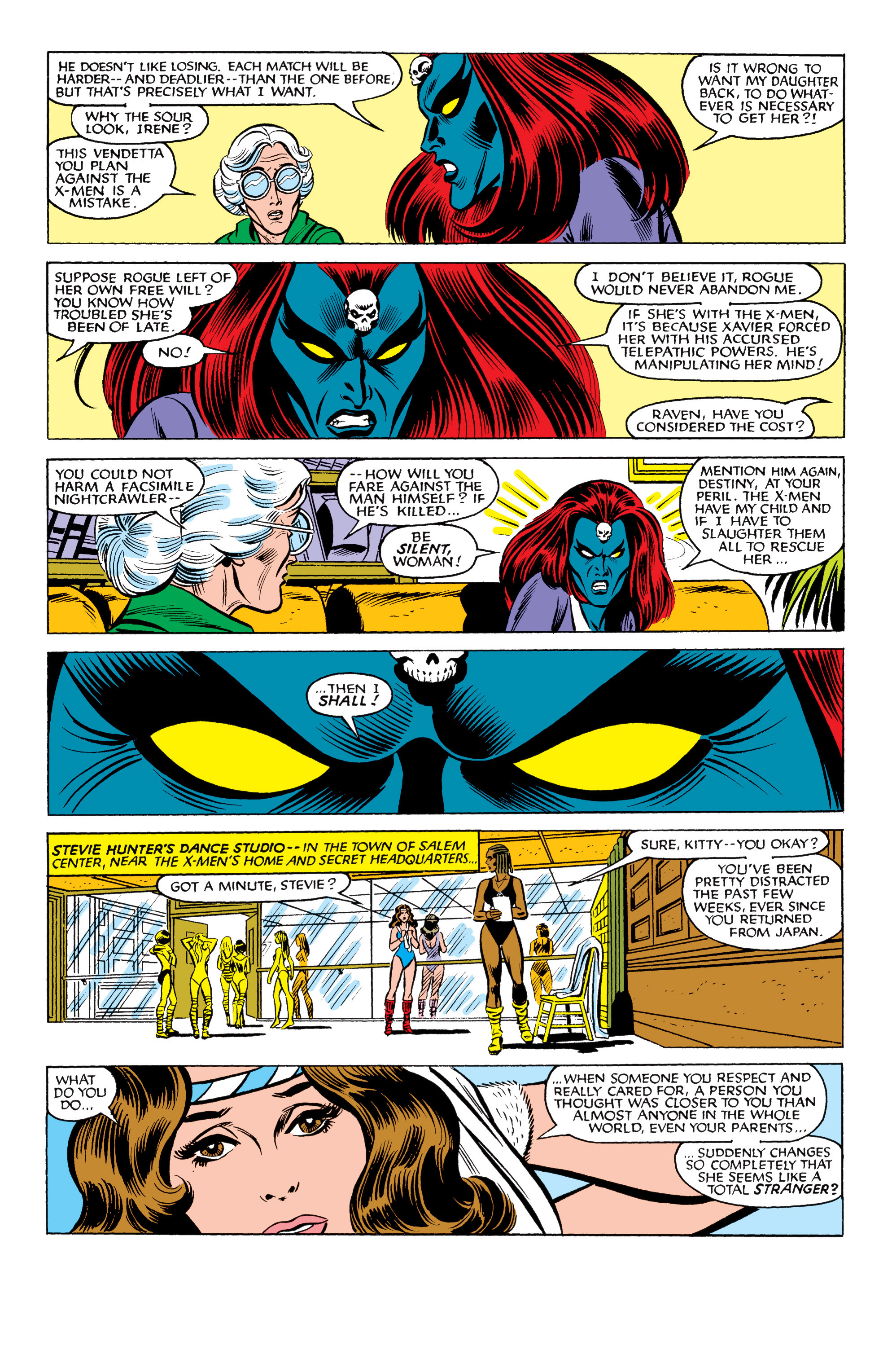 Read online Uncanny X-Men (1963) comic -  Issue #177 - 13