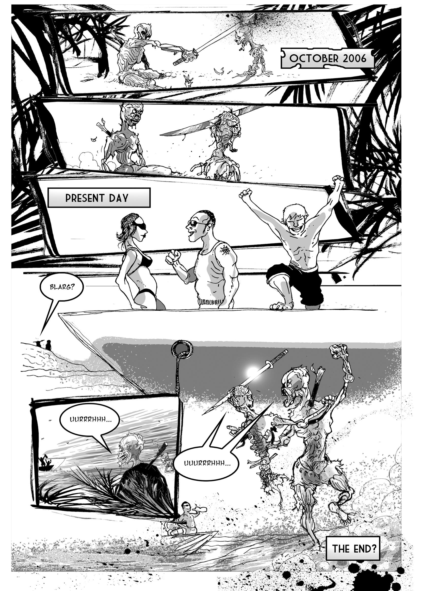 Read online FUBAR comic -  Issue #2 - 175