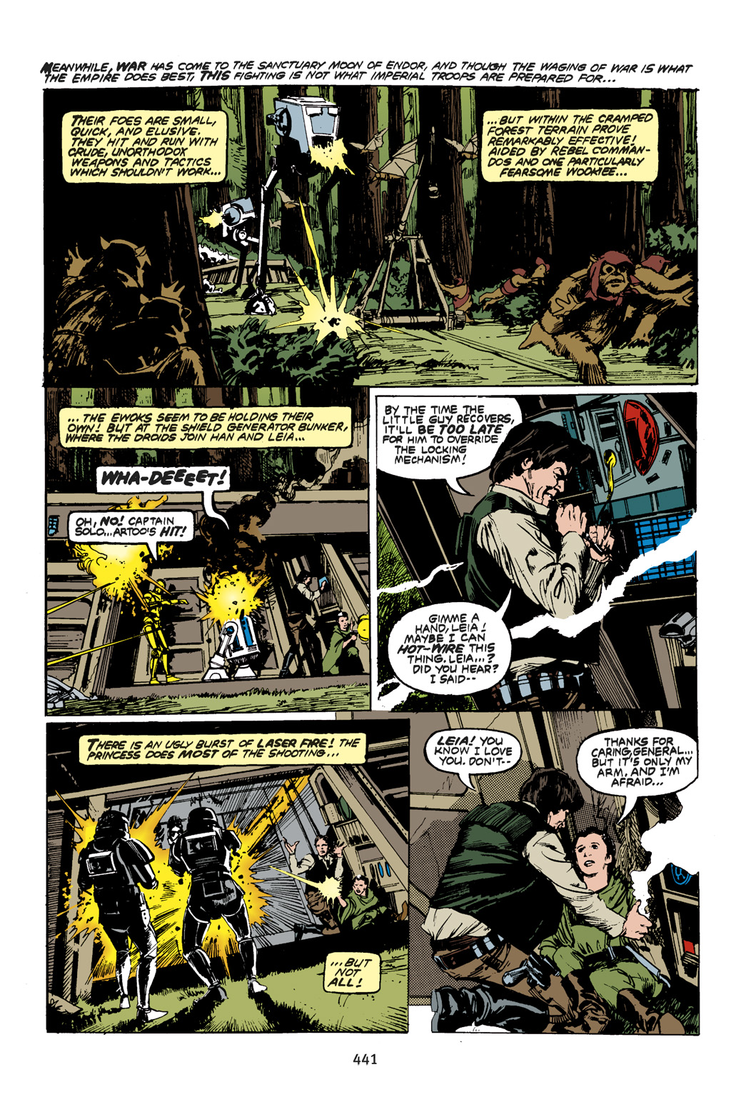 Read online Star Wars Omnibus comic -  Issue # Vol. 18.5 - 158