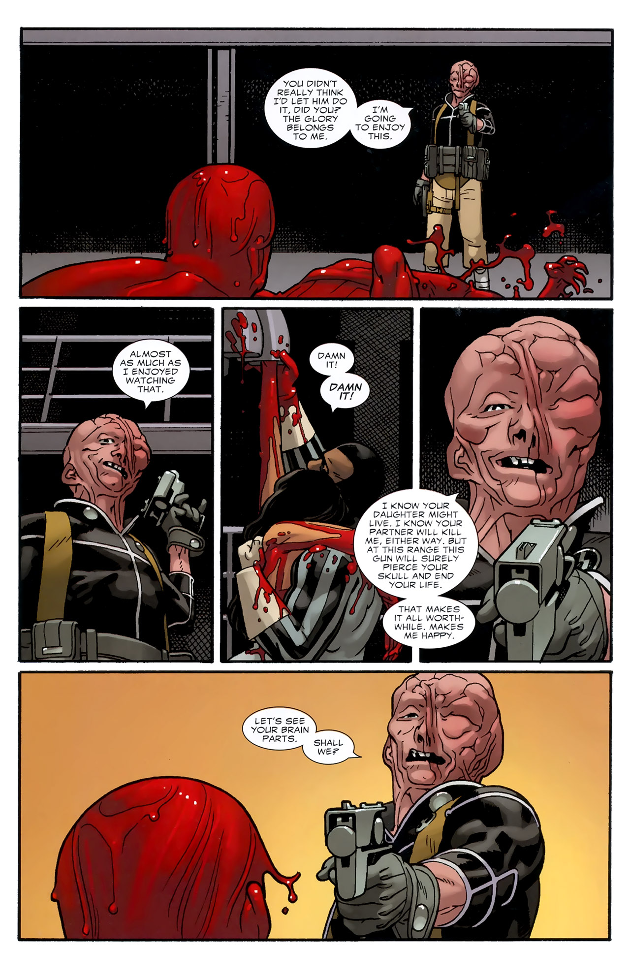 Read online Destroyer comic -  Issue #3 - 17