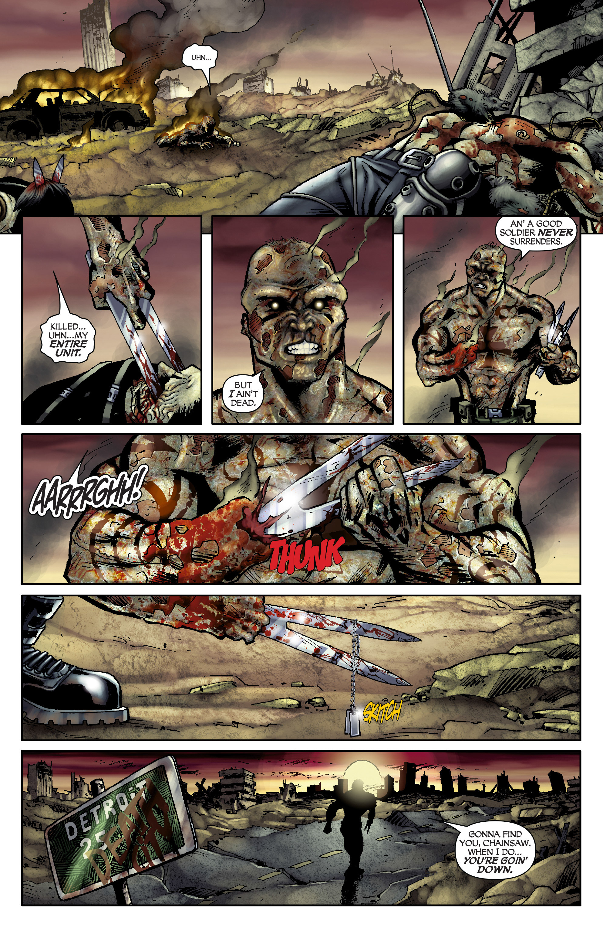 Read online Army of Darkness: From the Ashes comic -  Issue #Army of Darkness: From the Ashes TPB - 46