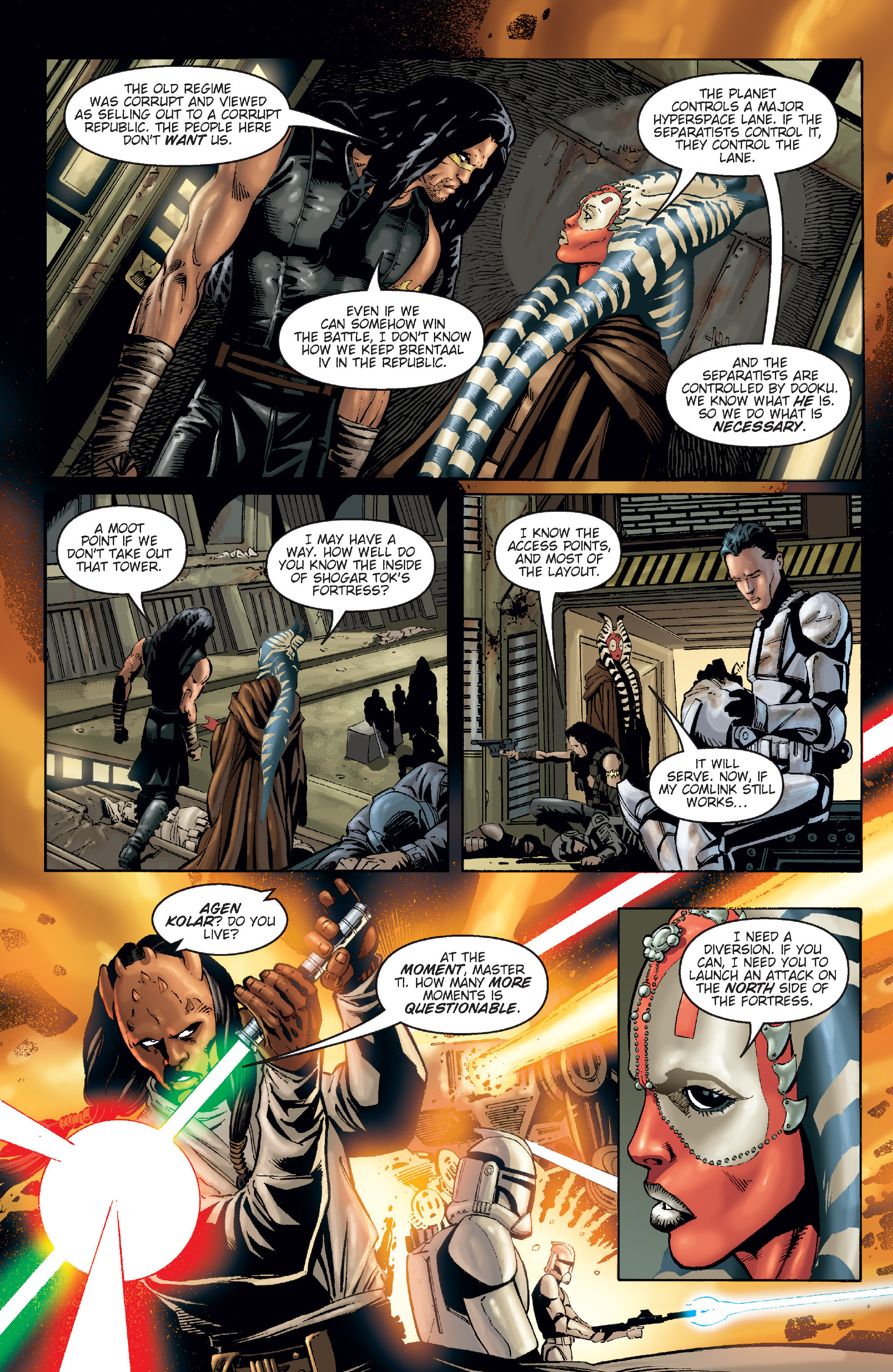 Read online Star Wars Omnibus comic -  Issue # Vol. 24 - 201