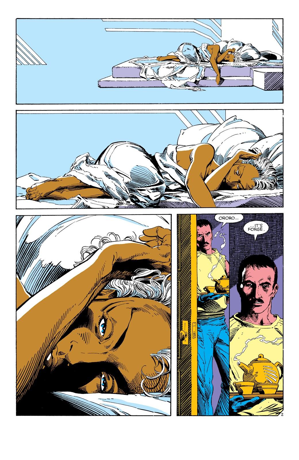Uncanny X-Men (1963) issue 186 - Page 3