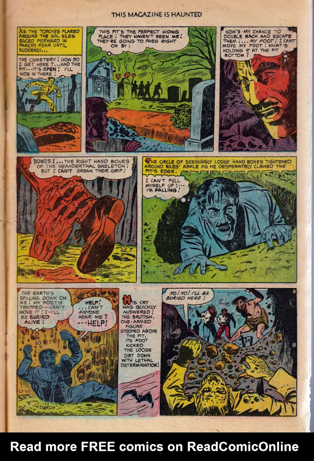 Read online This Magazine Is Haunted comic -  Issue #10 - 11