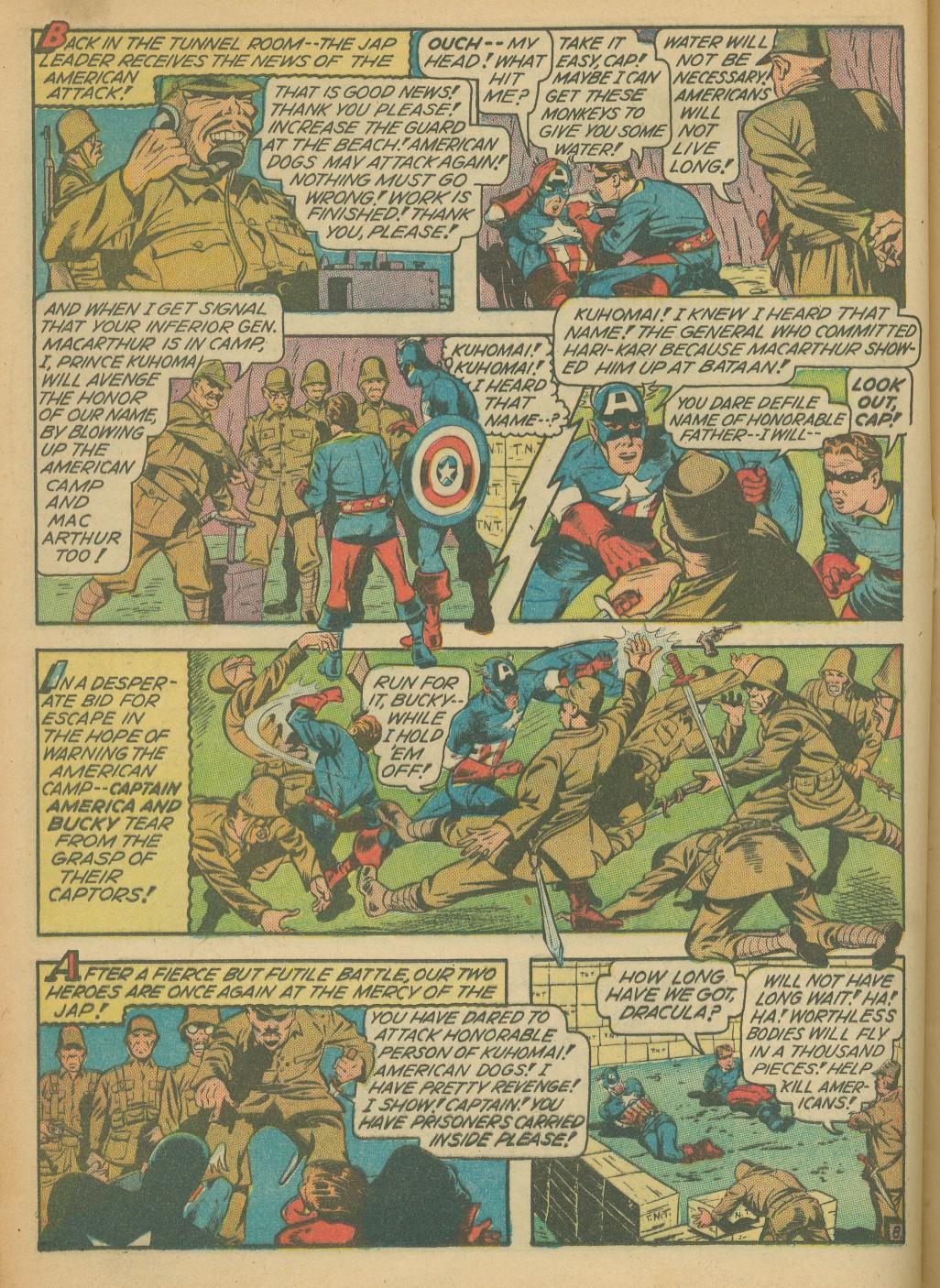 Read online All-Winners Comics comic -  Issue #8 - 24