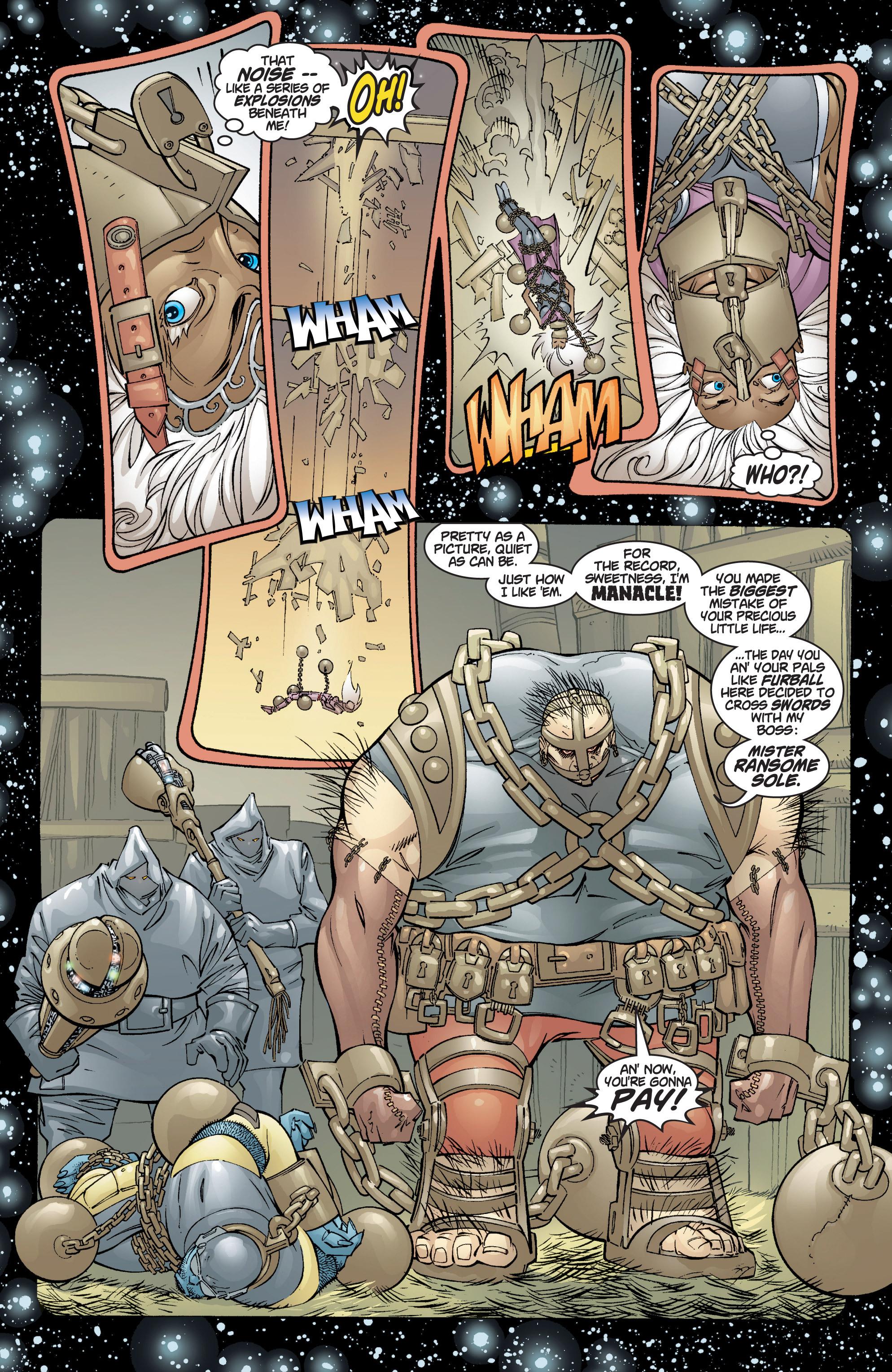 Read online Uncanny X-Men (1963) comic -  Issue #383 - 16