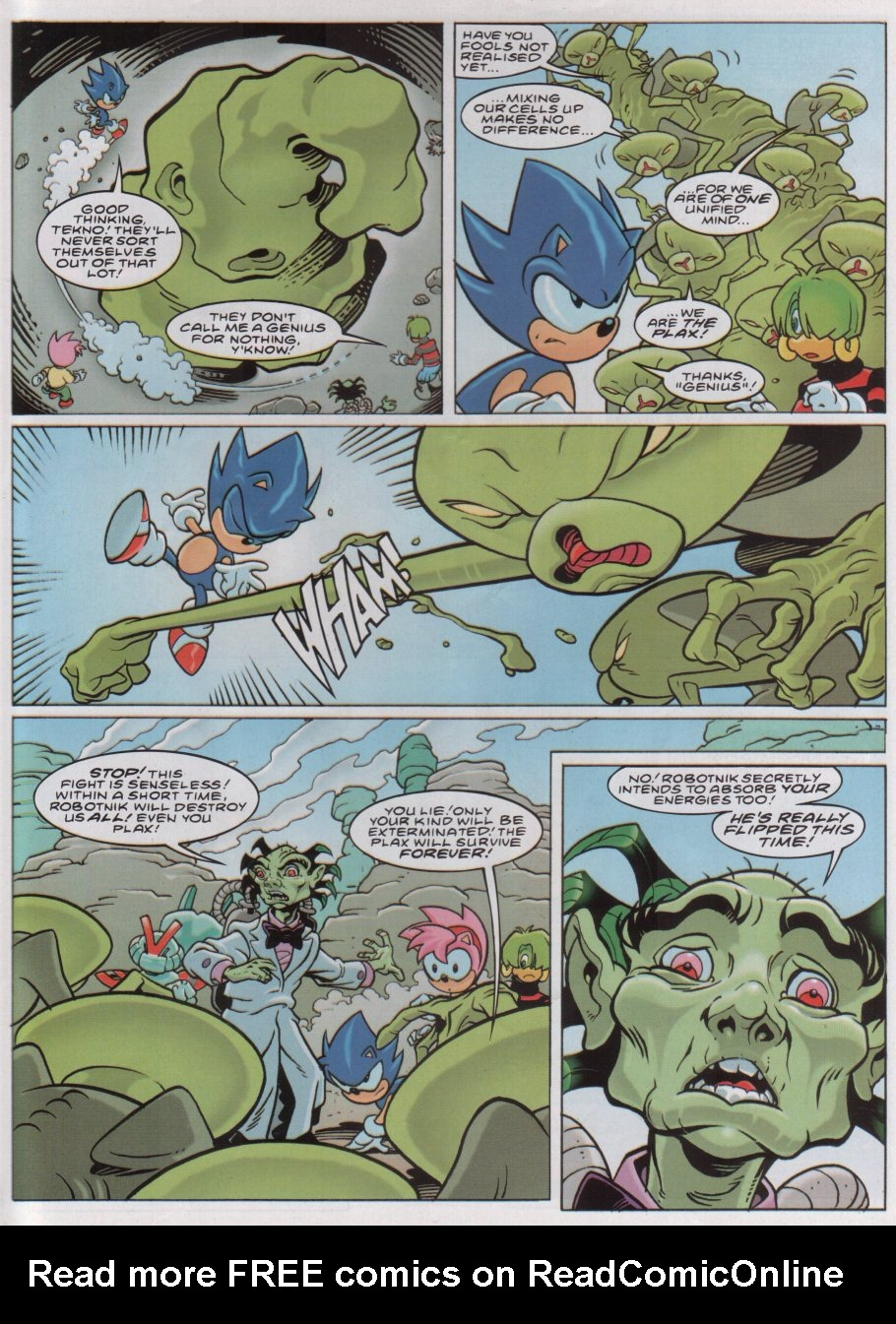Read online Sonic the Comic comic -  Issue #173 - 6