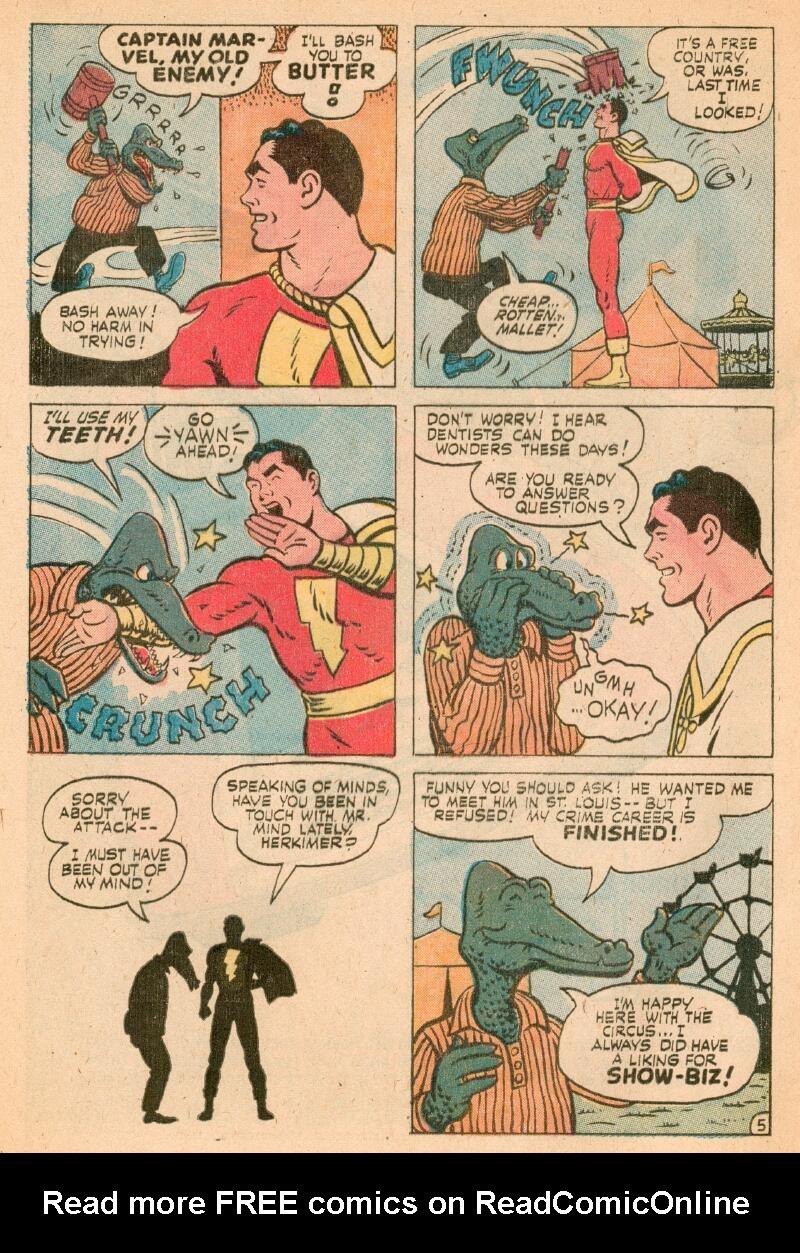 Read online Shazam! (1973) comic -  Issue #2 - 6