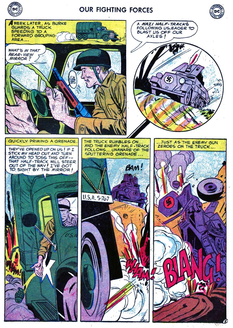 Our Fighting Forces (1954) issue 17 - Page 21