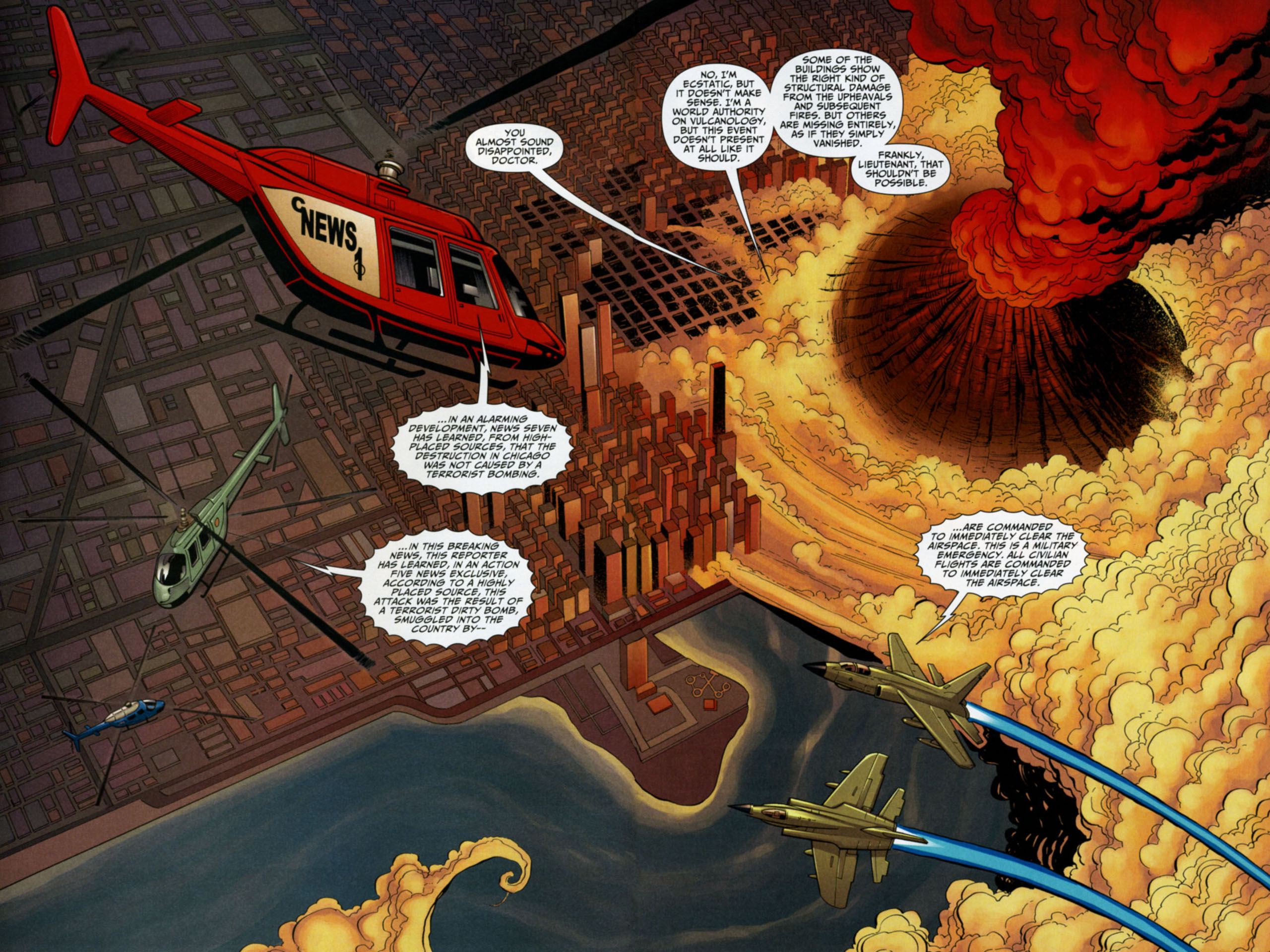 Read online Shadowpact comic -  Issue #16 - 3