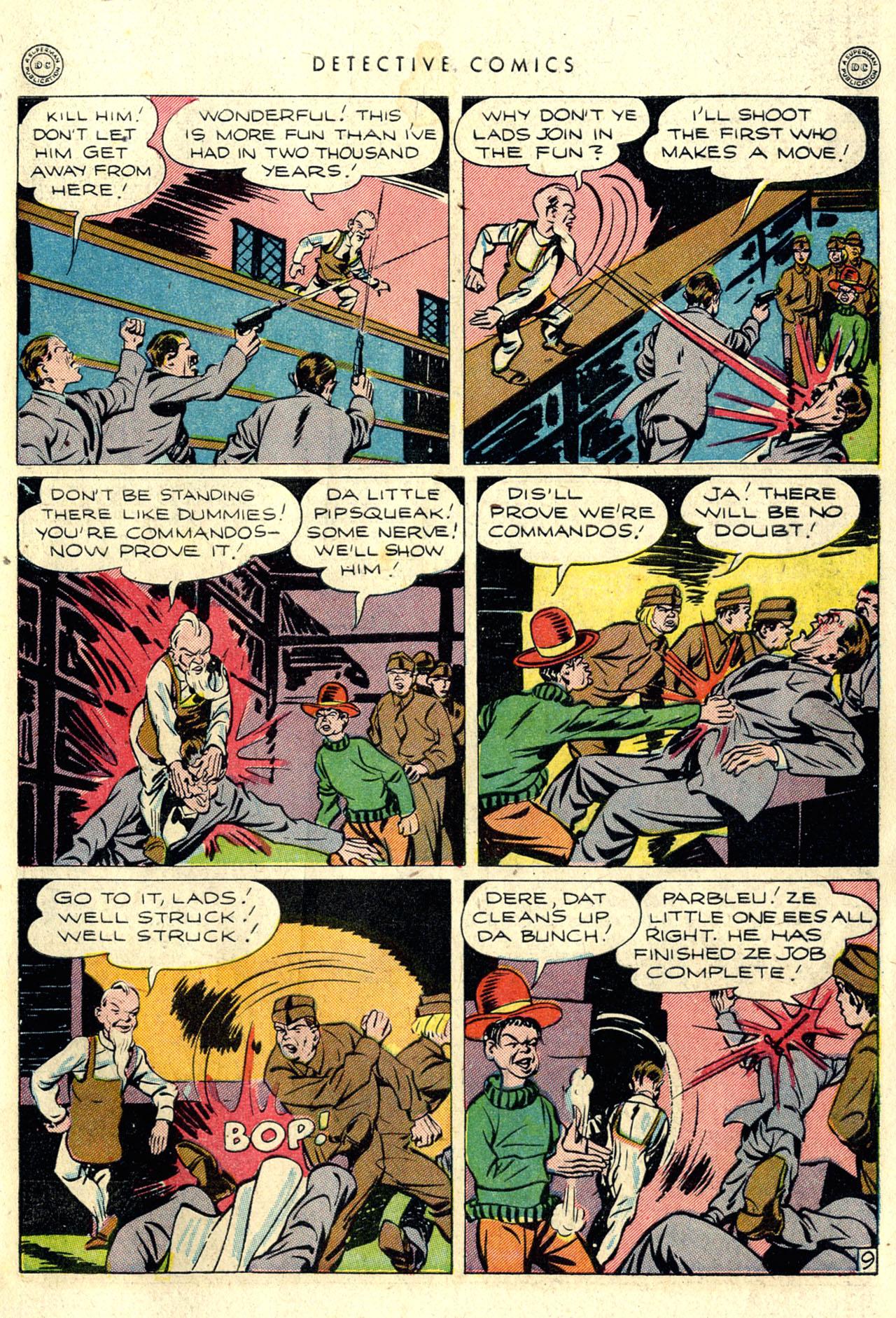 Read online Detective Comics (1937) comic -  Issue #100 - 46