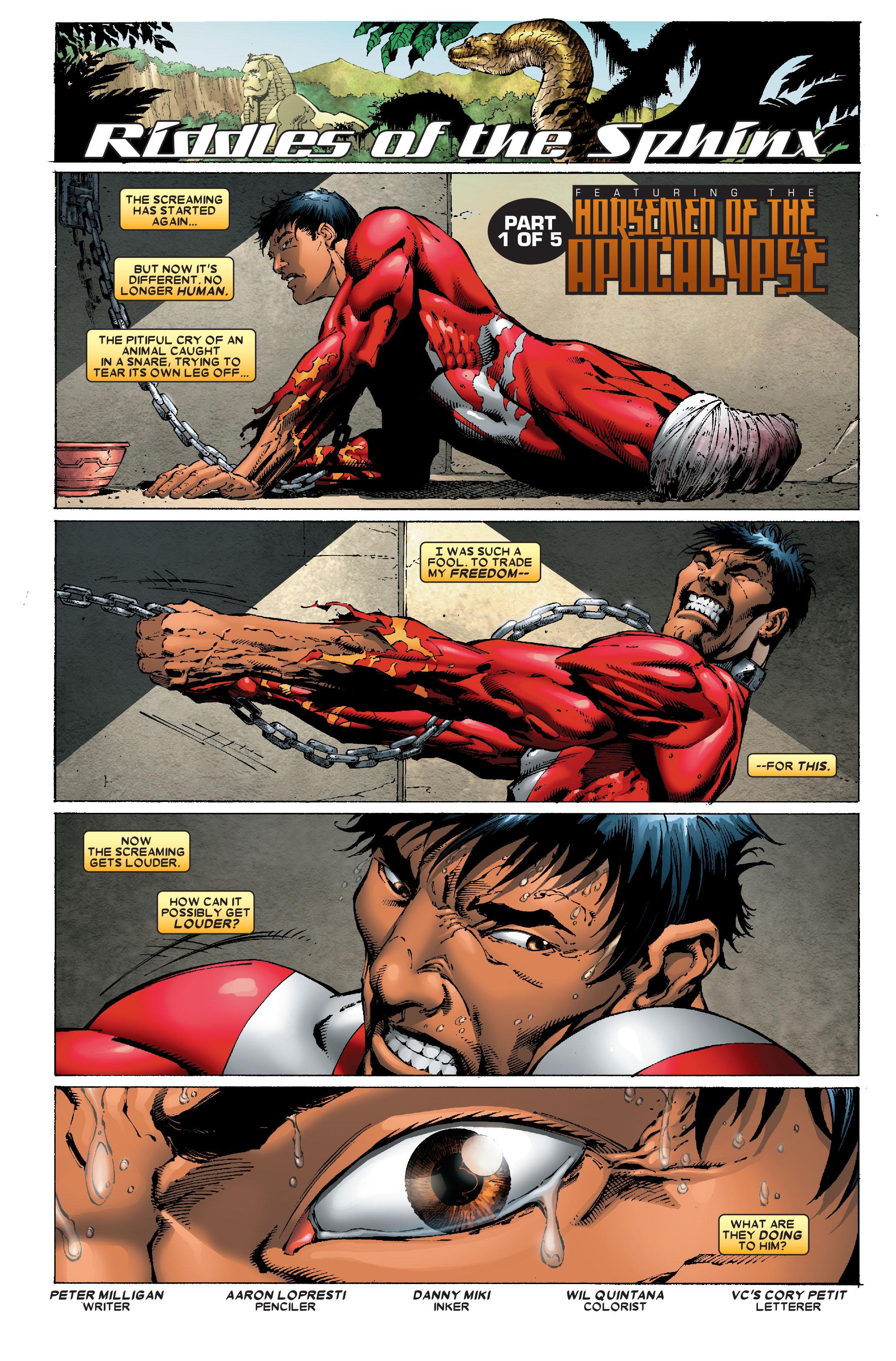 X-Men (1991) 182 Page 22