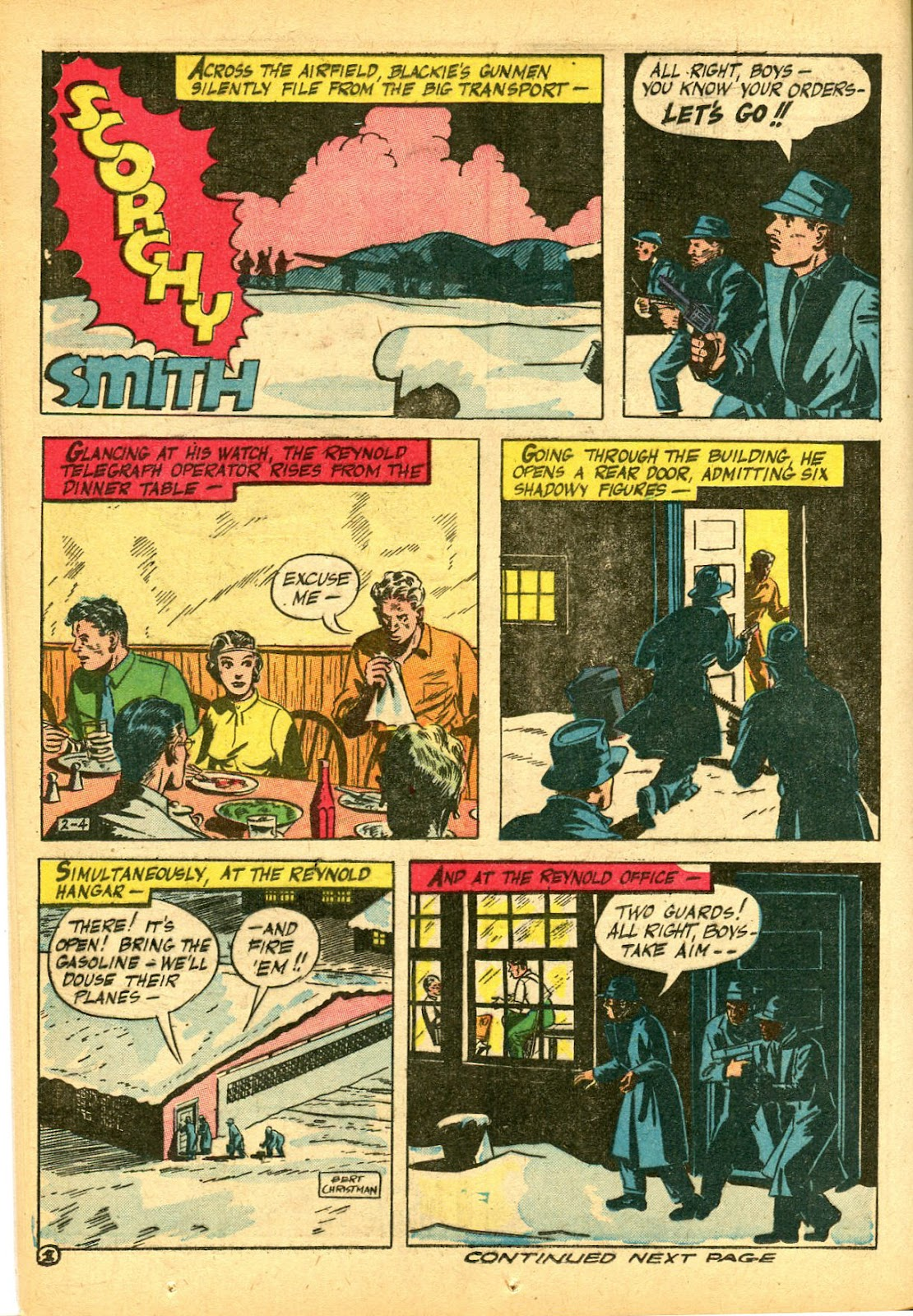 Read online Famous Funnies comic -  Issue #108 - 46