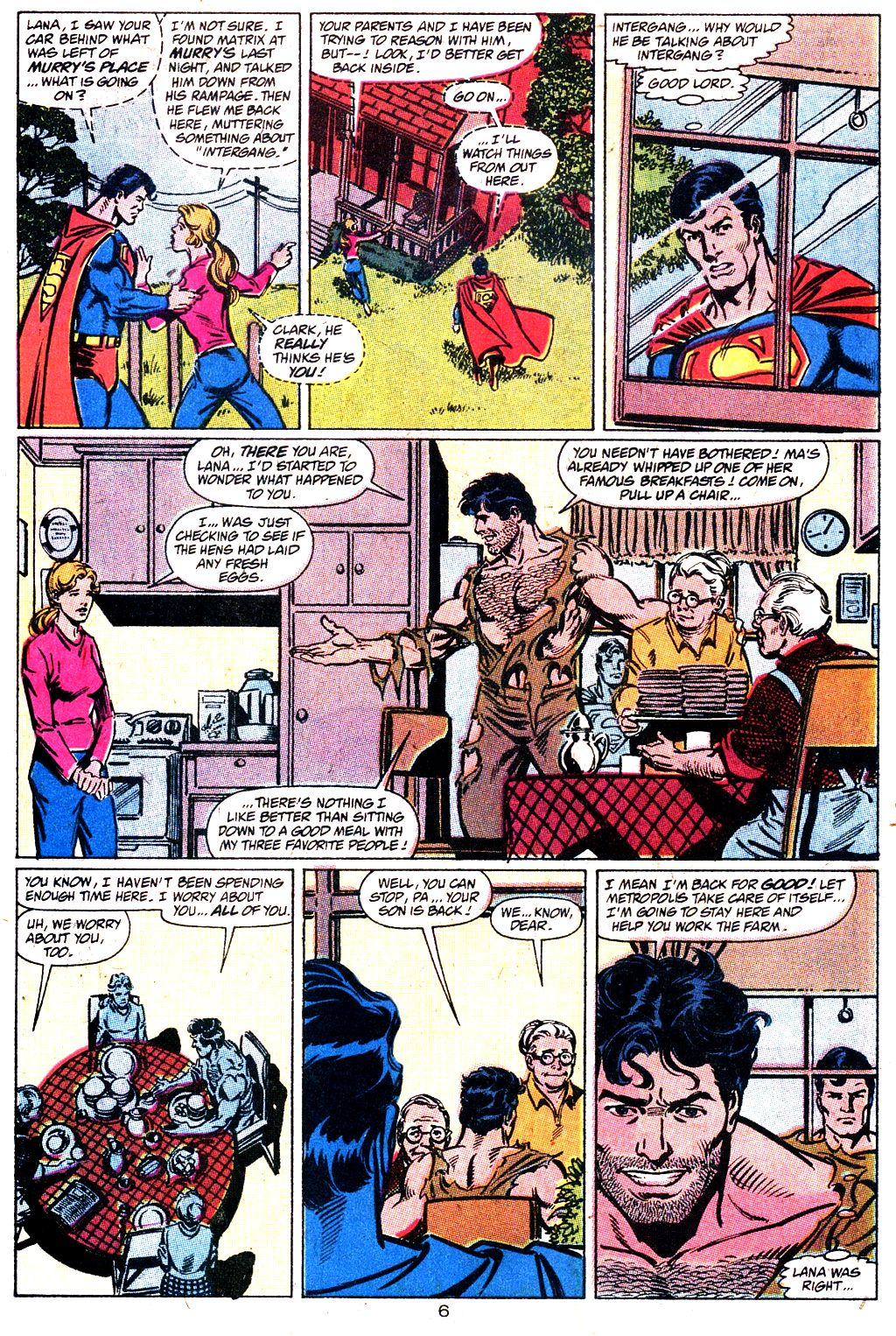 Read online Action Comics (1938) comic -  Issue #644 - 7