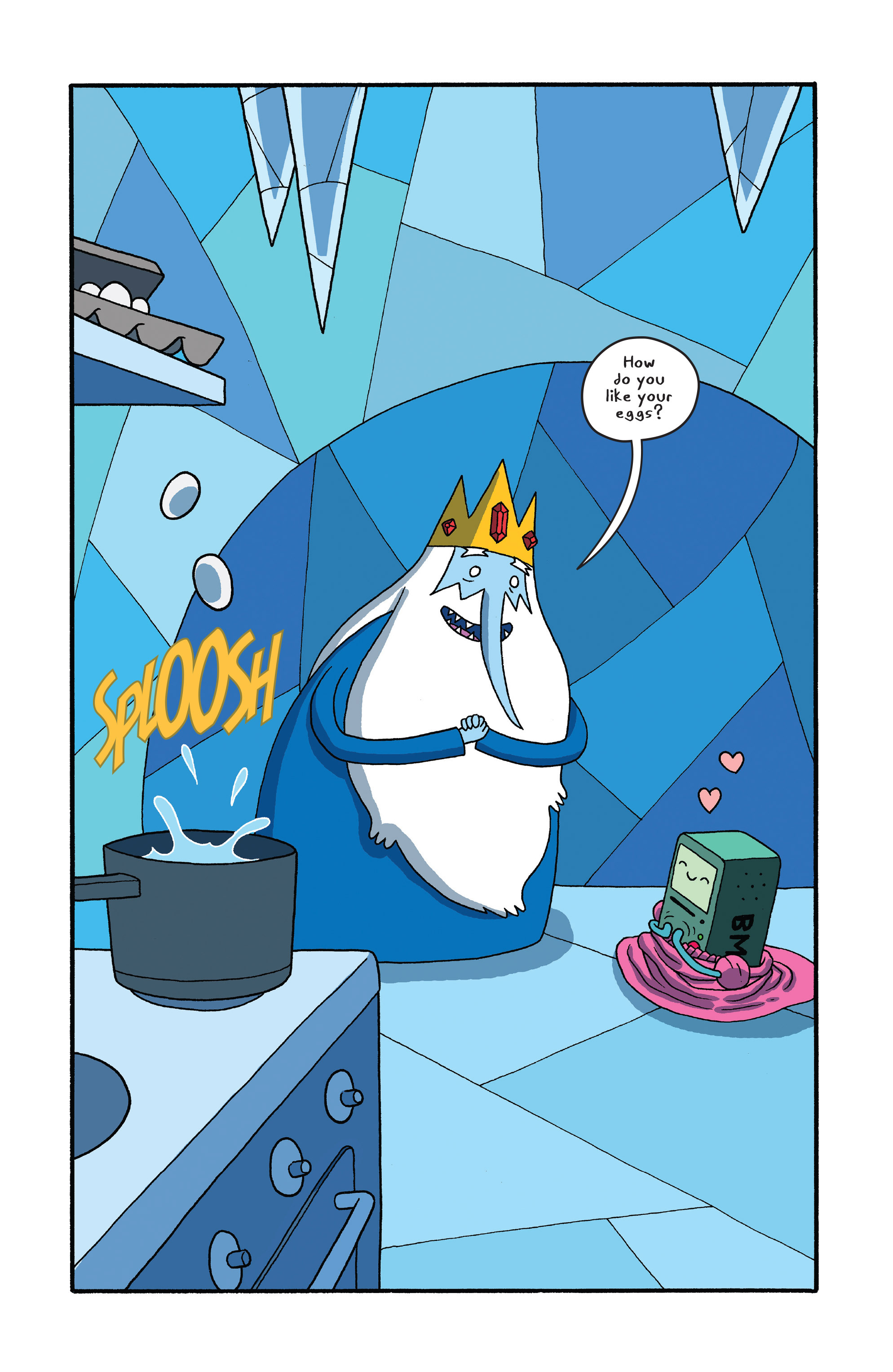 Read online Adventure Time comic -  Issue #Adventure Time _TPB 6 - 57