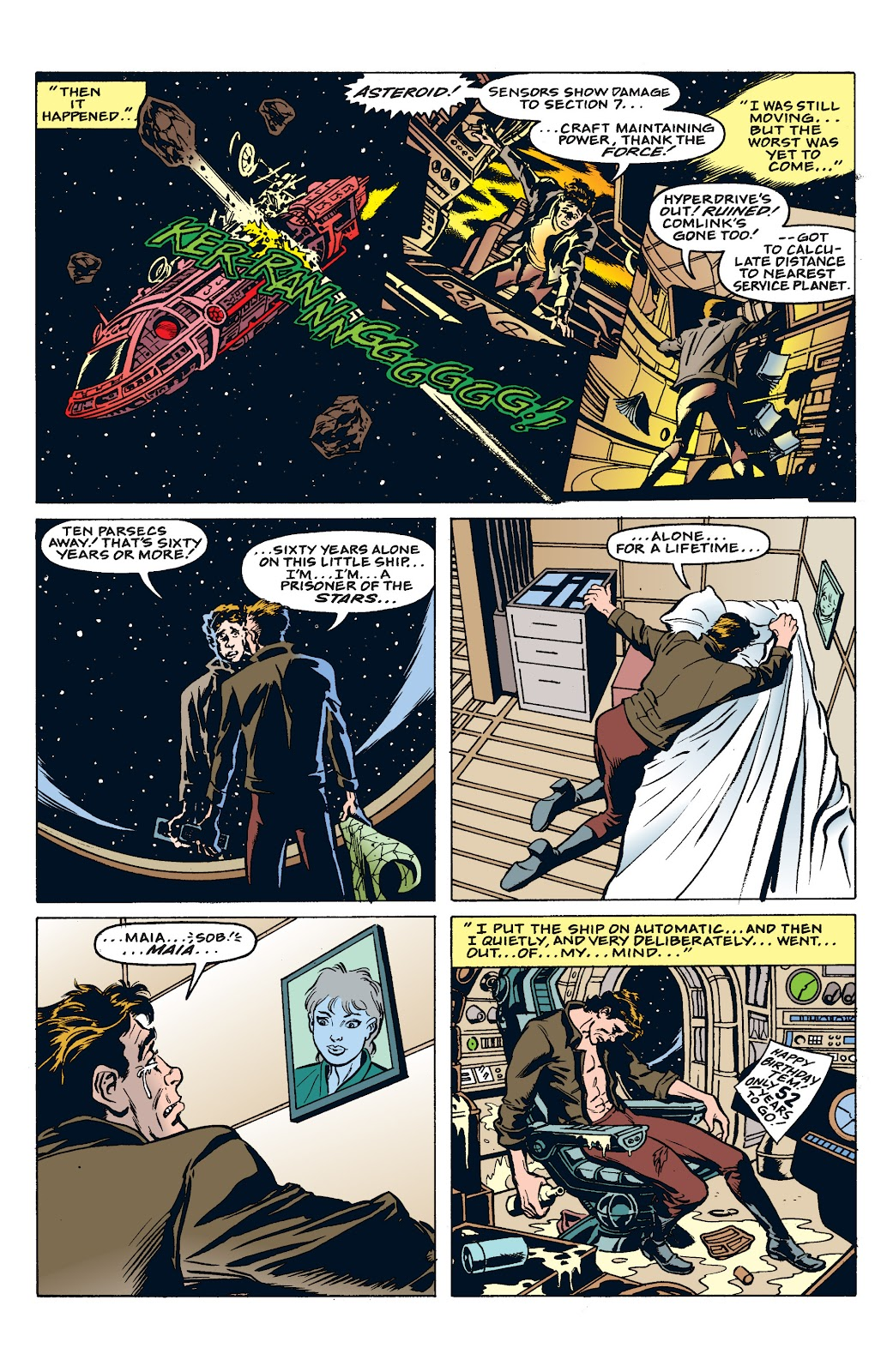 Read online Star Wars: Tales from Mos Eisley comic -  Issue # Full - 13