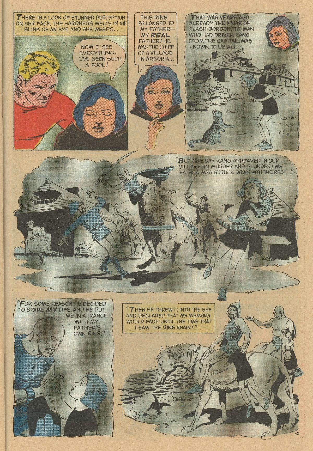 Flash Gordon (1969) issue 12 - Page 25