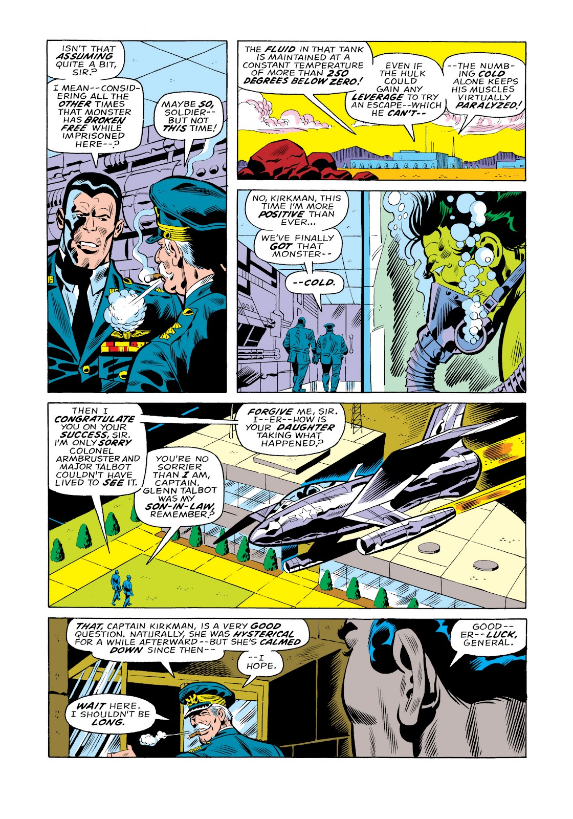 Read online Marvel Masterworks: The Incredible Hulk comic -  Issue # TPB 11 (Part 1) - 46