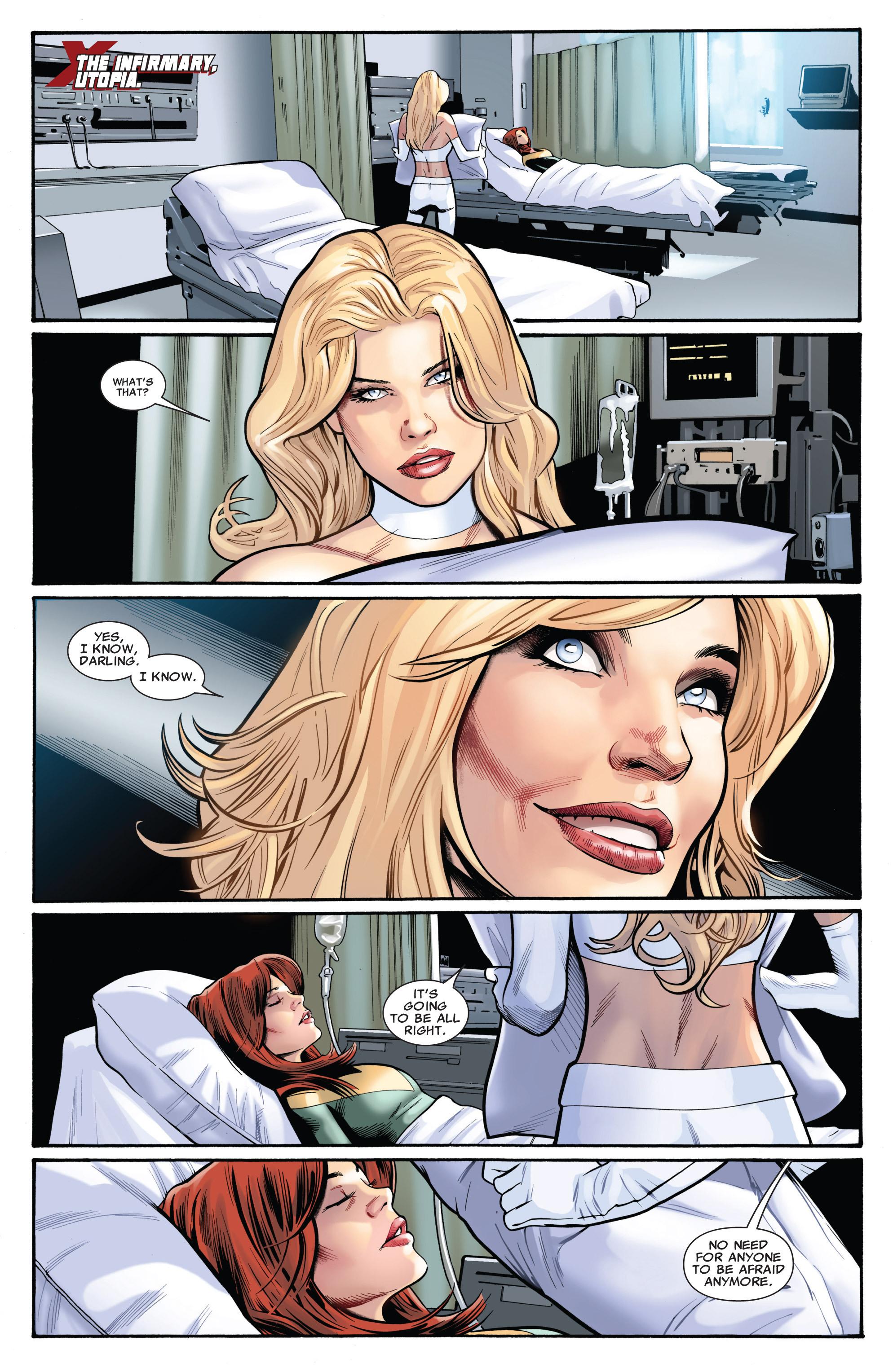 Read online Uncanny X-Men (1963) comic -  Issue #543 - 3