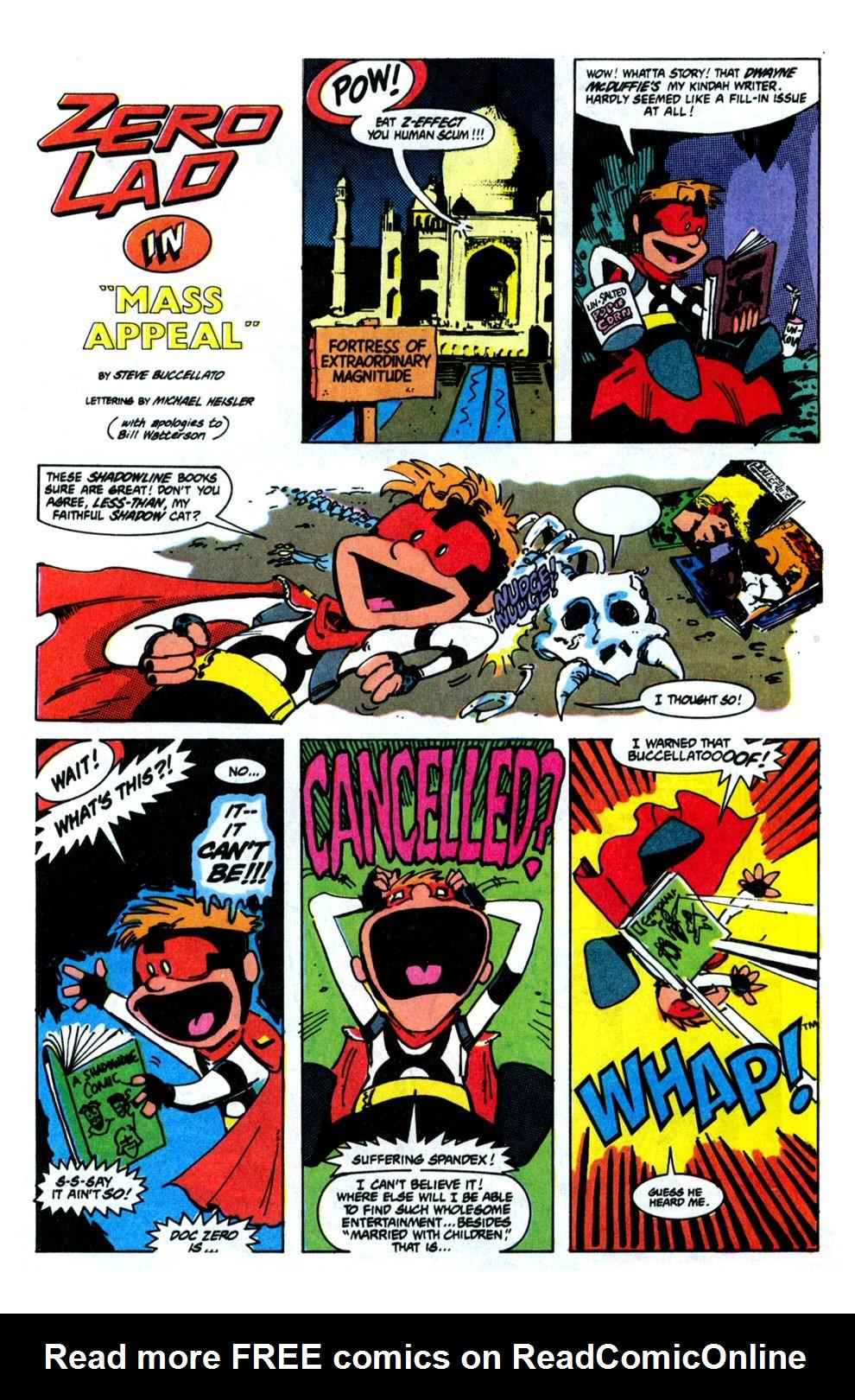 Read online Powerline comic -  Issue #8 - 29