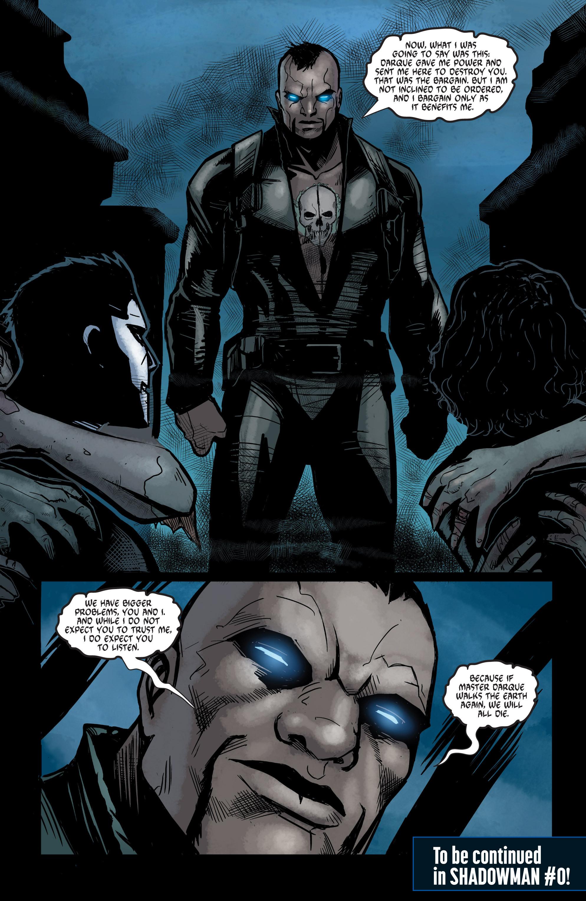 Read online Shadowman (2012) comic -  Issue #6 - 22
