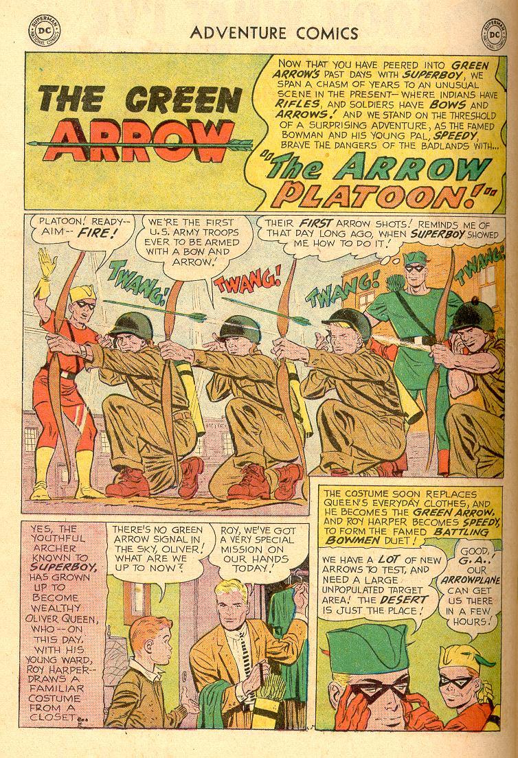 Read online Adventure Comics (1938) comic -  Issue #258 - 18