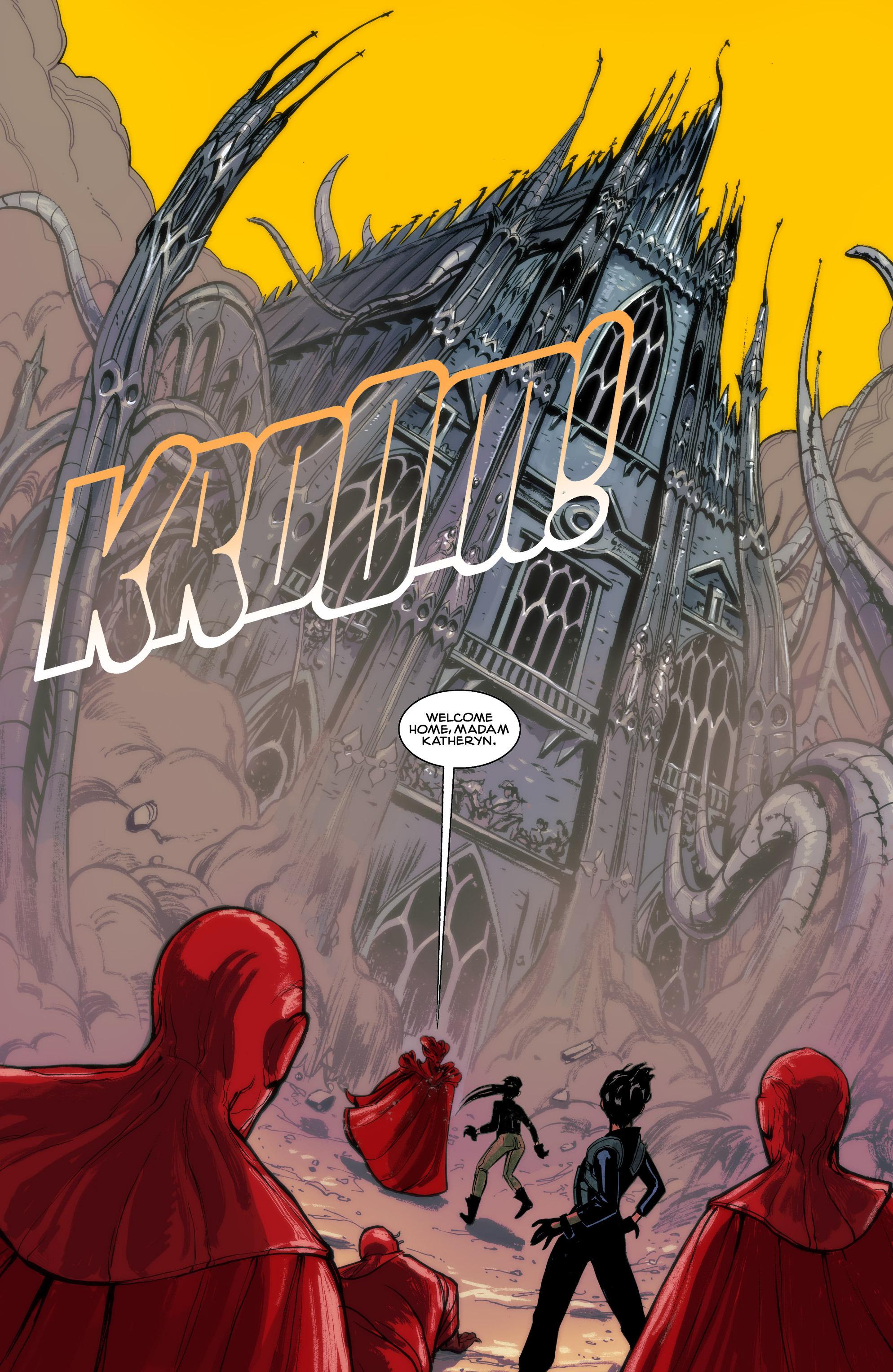 Read online Shutter comic -  Issue #11 - 19
