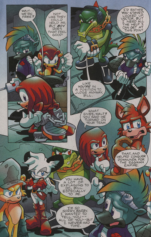 Read online Sonic Universe comic -  Issue #12 - 5
