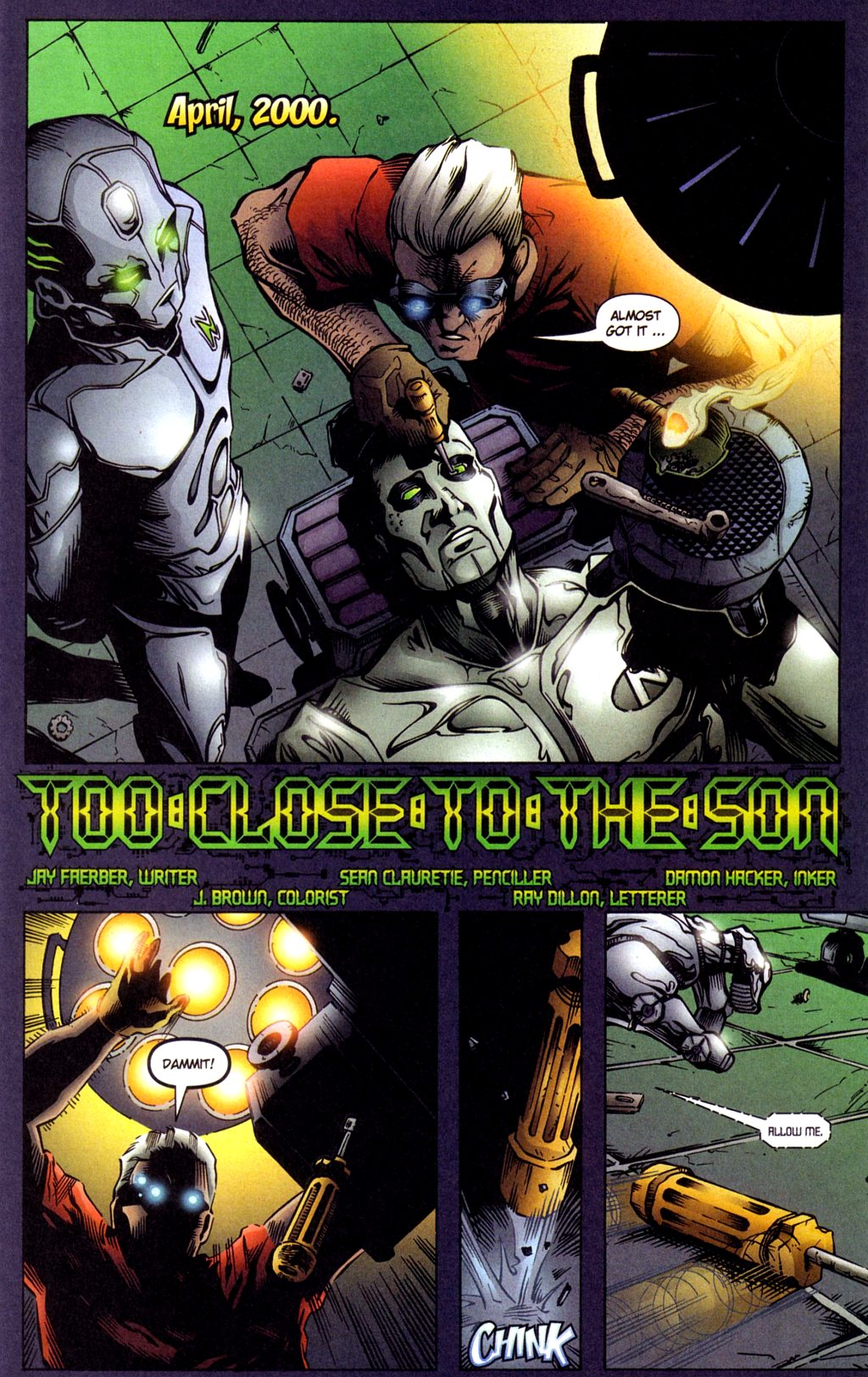 Read online Noble Causes (2002) comic -  Issue #4 - 20