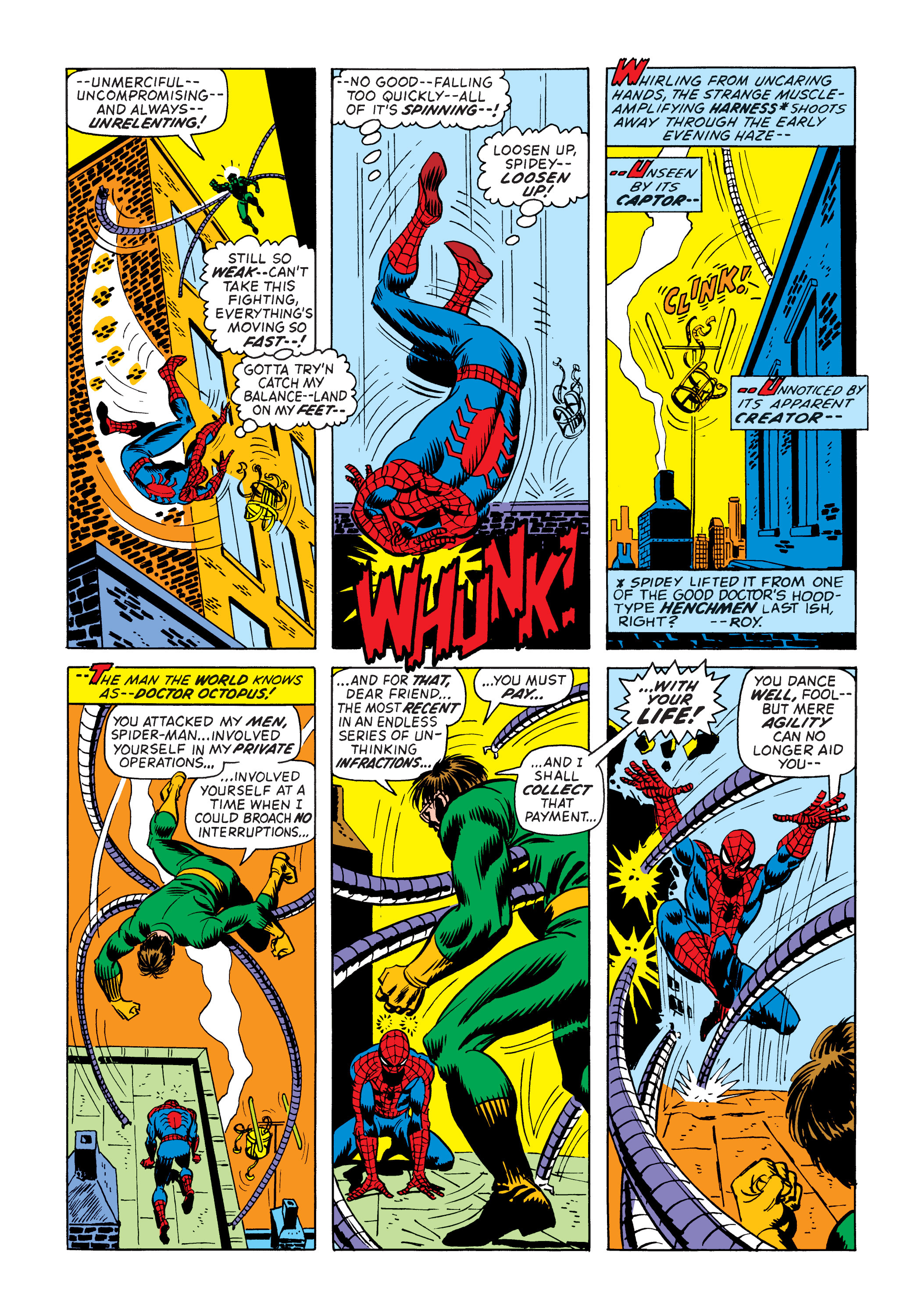 The Amazing Spider-Man (1963) 113 Page 3