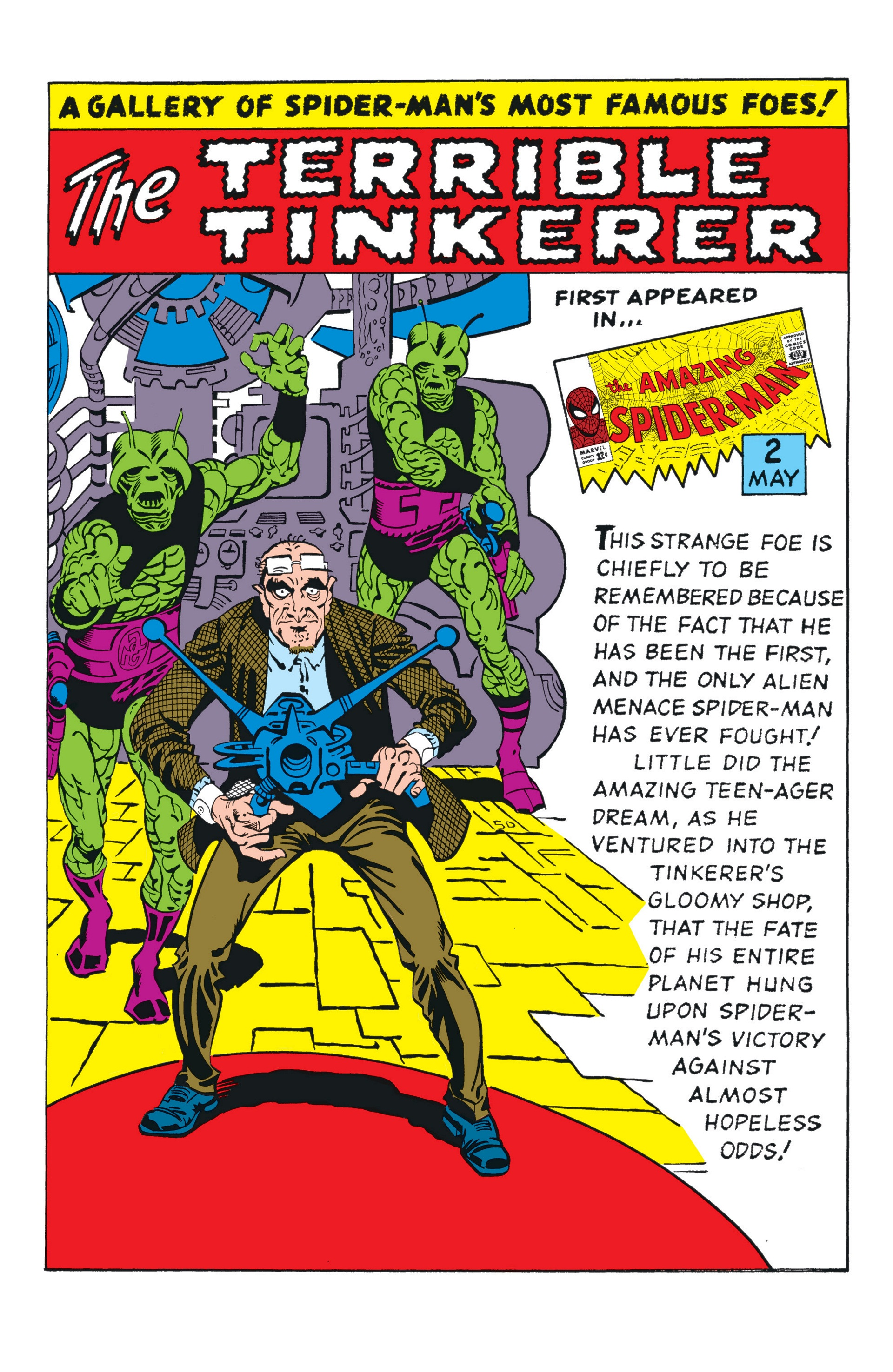 The Amazing Spider-Man (1963) _Annual_1 Page 45
