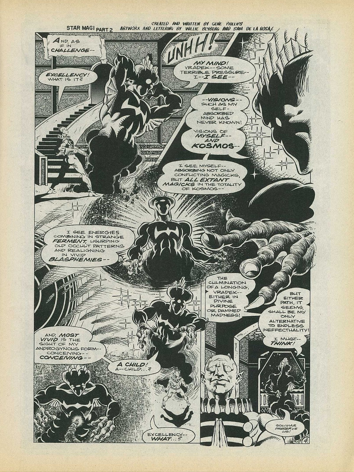 Star Fighters issue 4 - Page 42