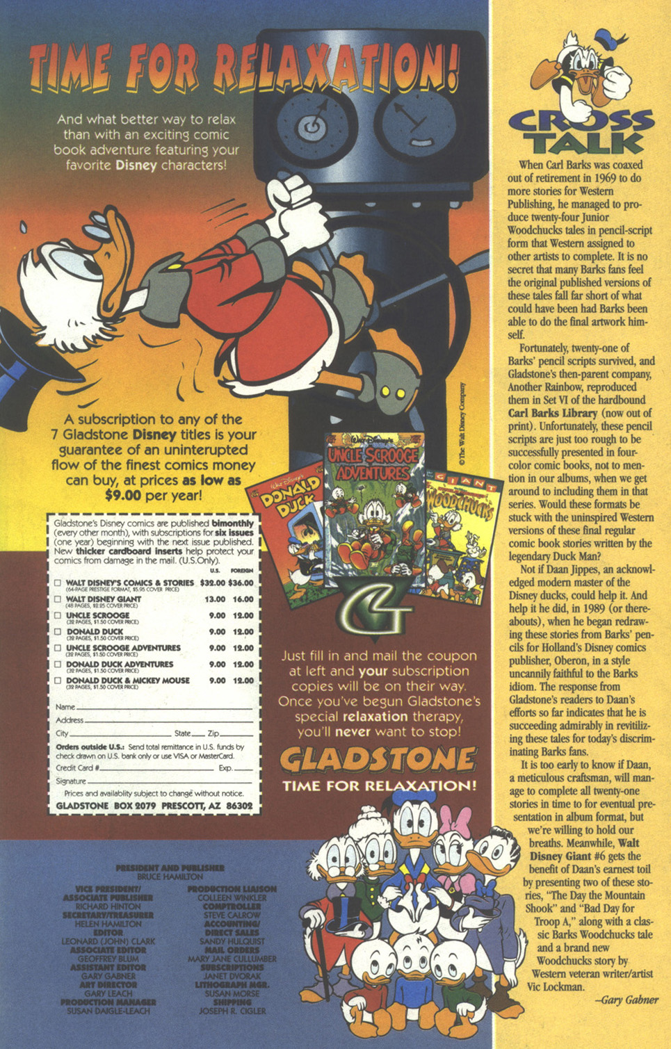 Walt Disney's Donald Duck (1986) issue 297 - Page 31