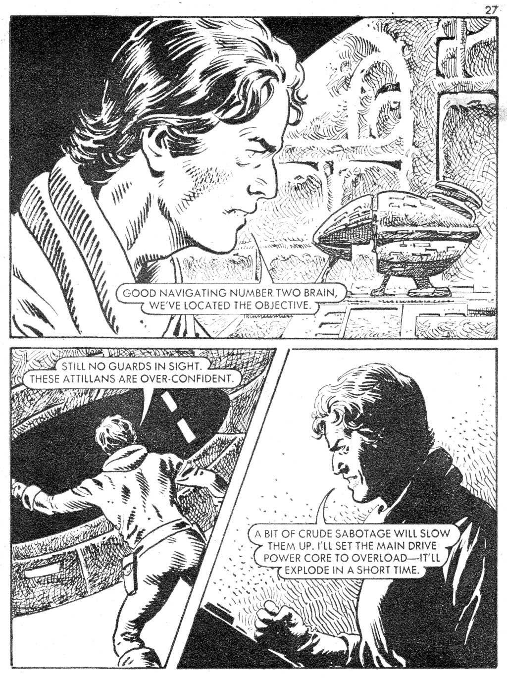 Starblazer issue 87 - Page 27