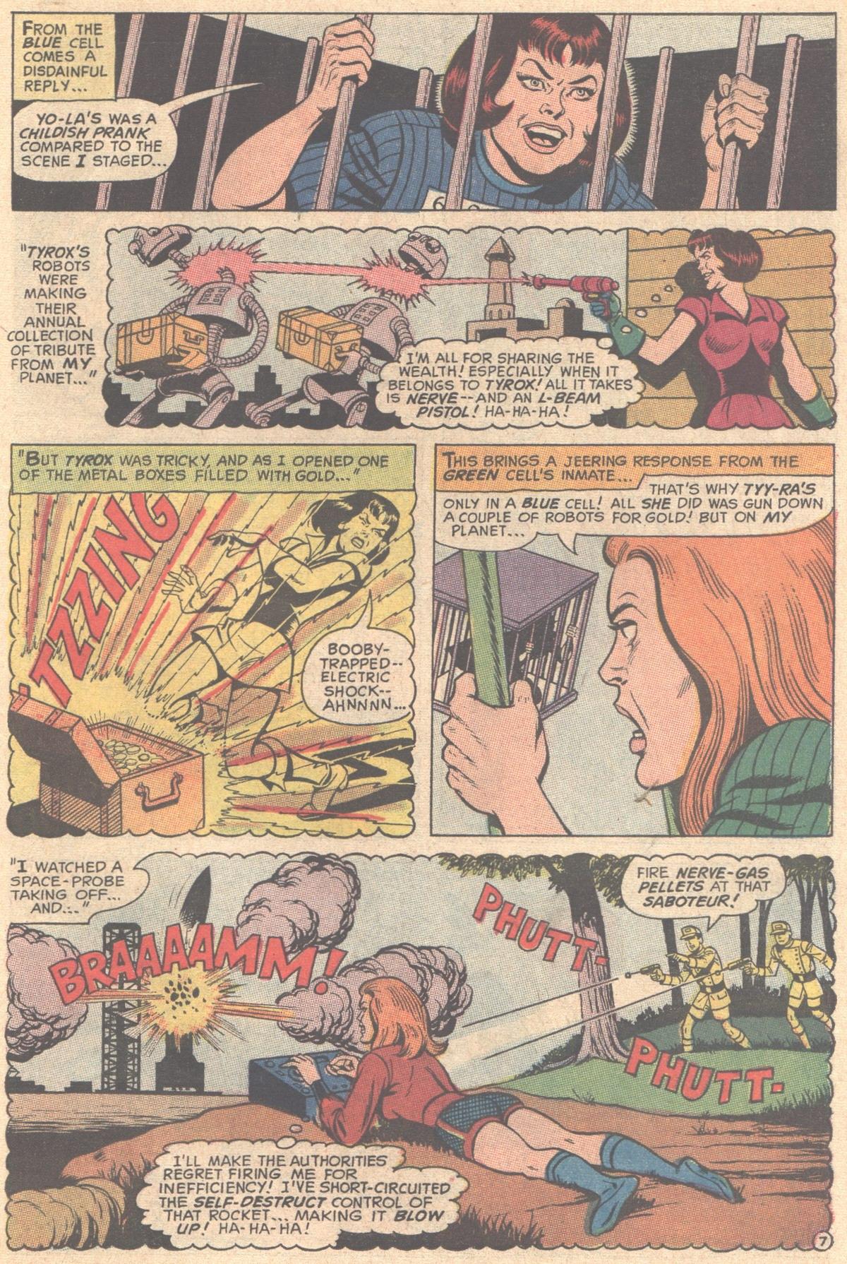 Read online Adventure Comics (1938) comic -  Issue #394 - 23