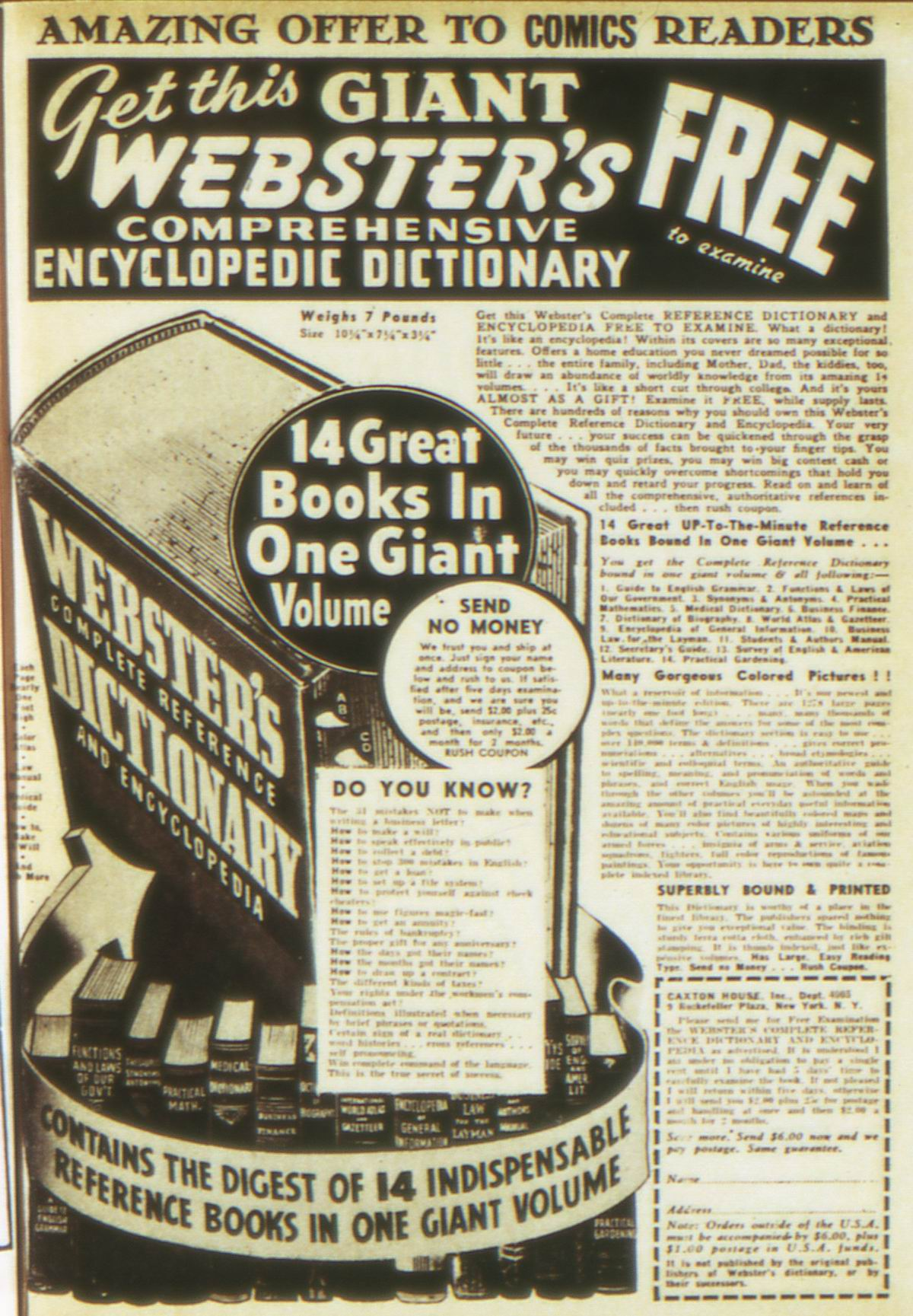 Read online Detective Comics (1937) comic -  Issue #75 - 67